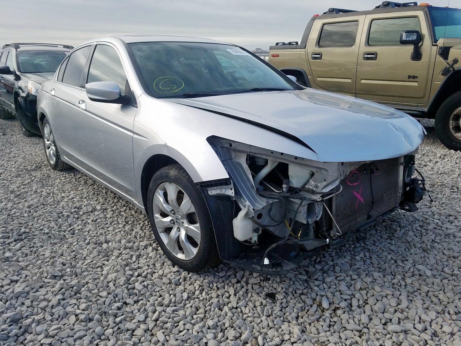 JHMCP26898C039017 - 2008 Honda Accord Exl 2.4L Left View