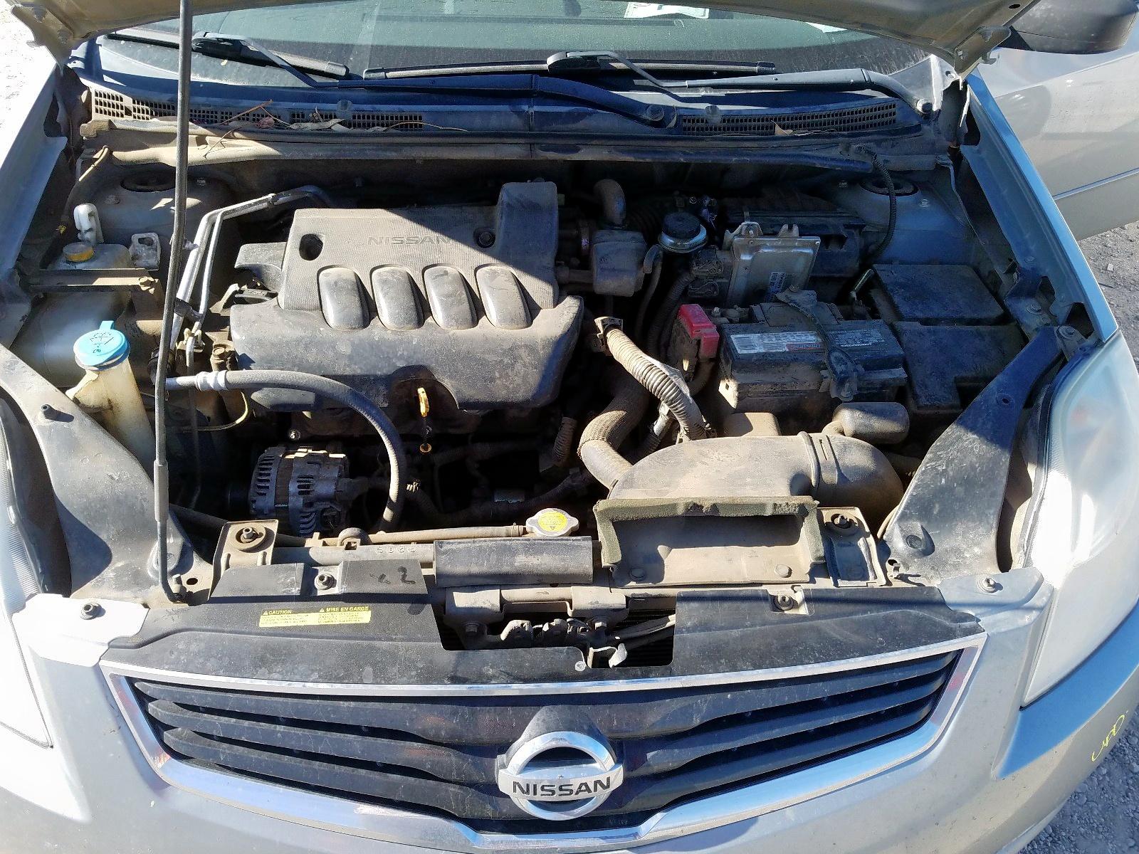 3N1AB6AP5CL773893 - 2012 Nissan Sentra 2.0 2.0L inside view