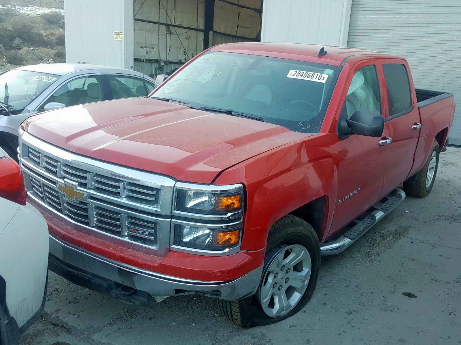 3GCUKREC0EG546934 - 2014 Chevrolet Silverado 5.3L Right View
