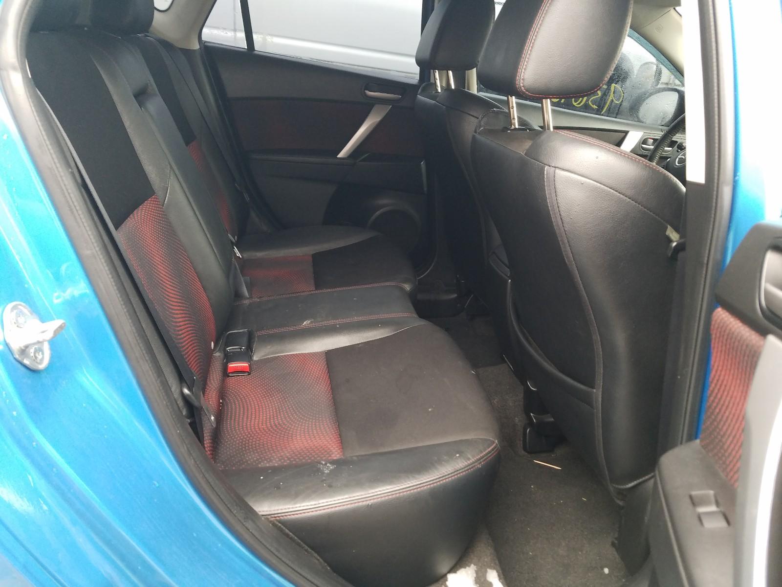 JM1BL1K37B1400261 - 2011 Mazda Speed 3 2.3L detail view