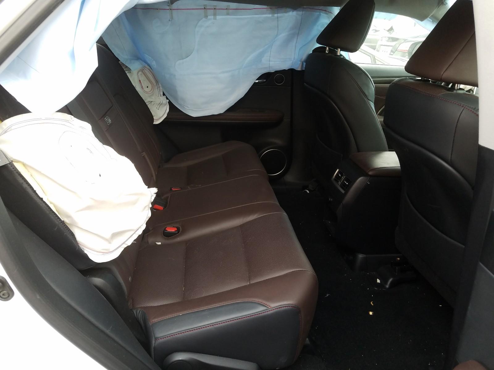2T2BGMCA3KC032185 - 2019 Lexus Rx 450H Ba 3.5L detail view