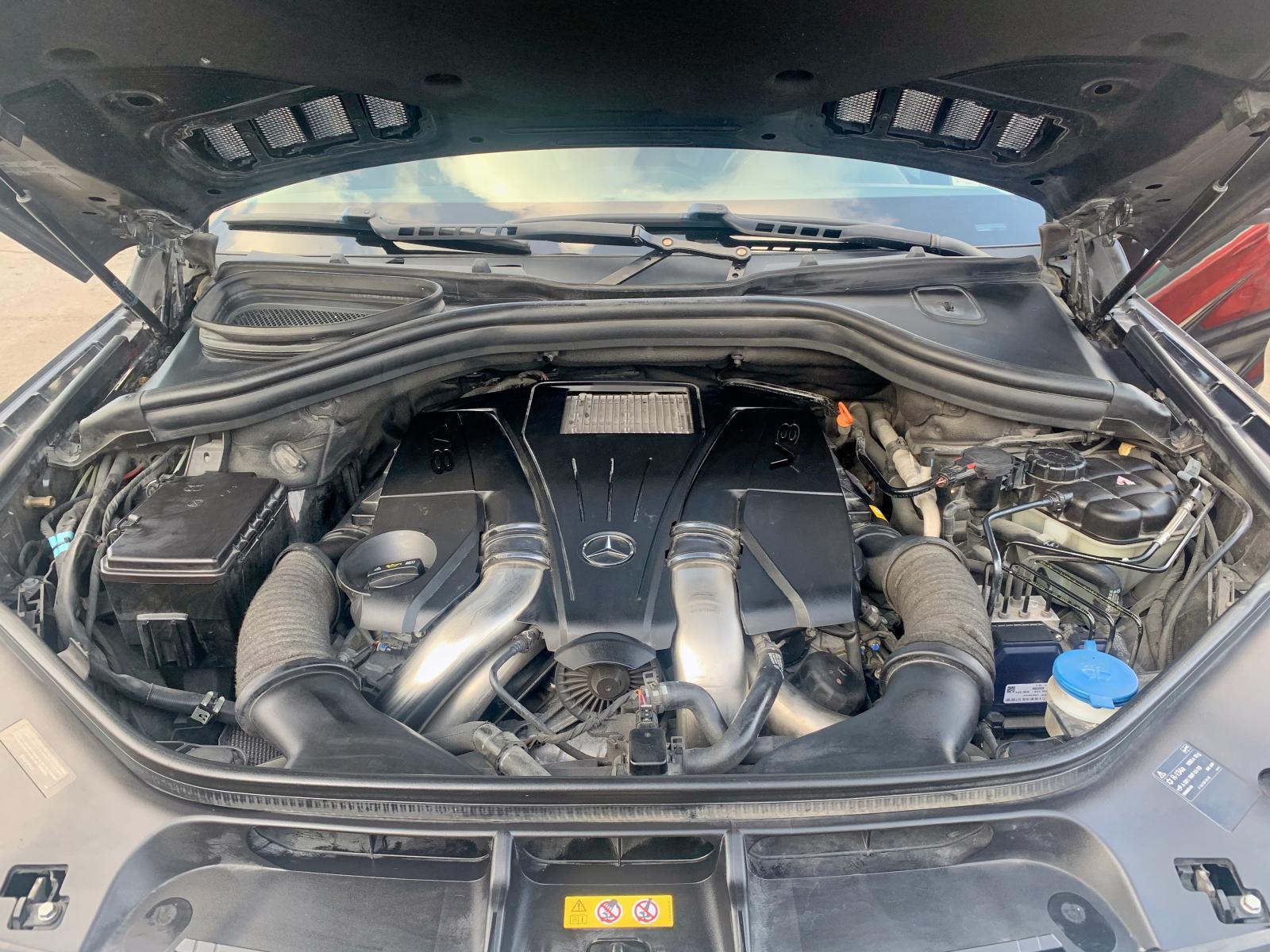 4JGDF7CE2DA152051 - 2013 Mercedes-Benz Gl 450 4Ma 4.6L front view