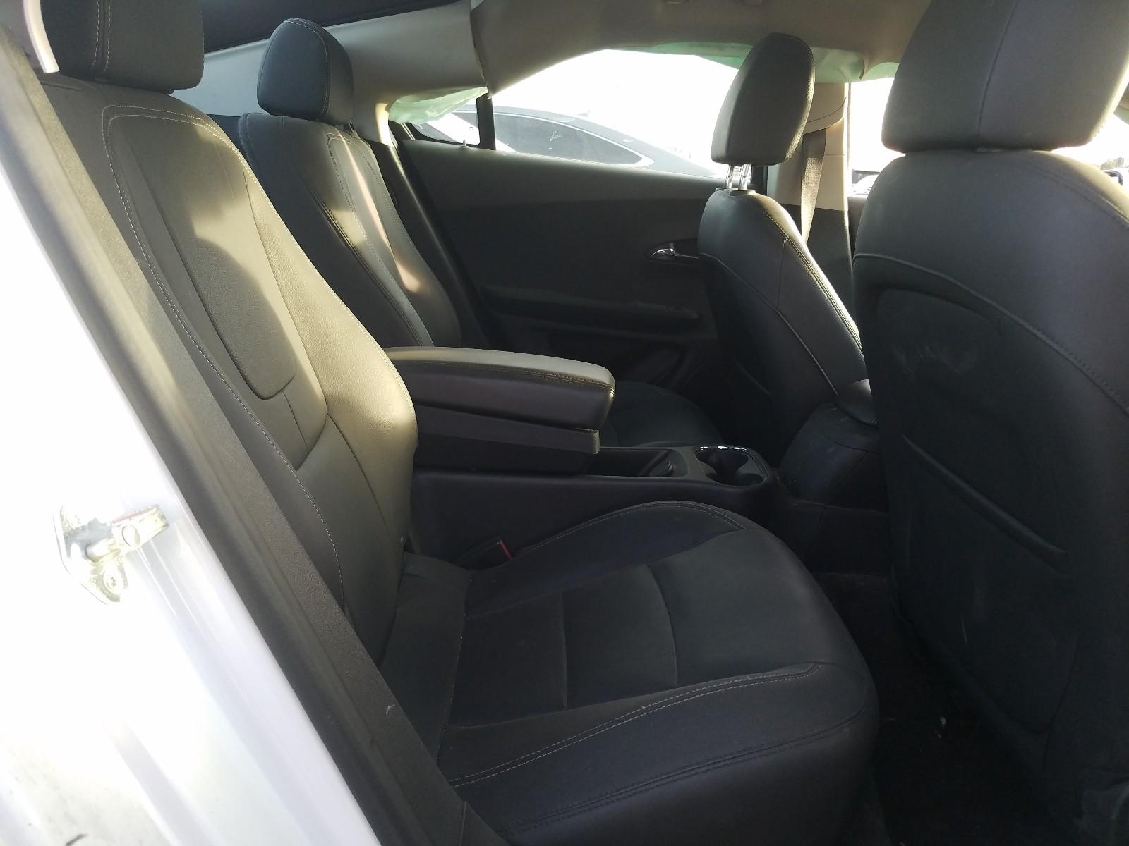1G1RH6E47DU131223 - 2013 Chevrolet Volt 1.4L detail view
