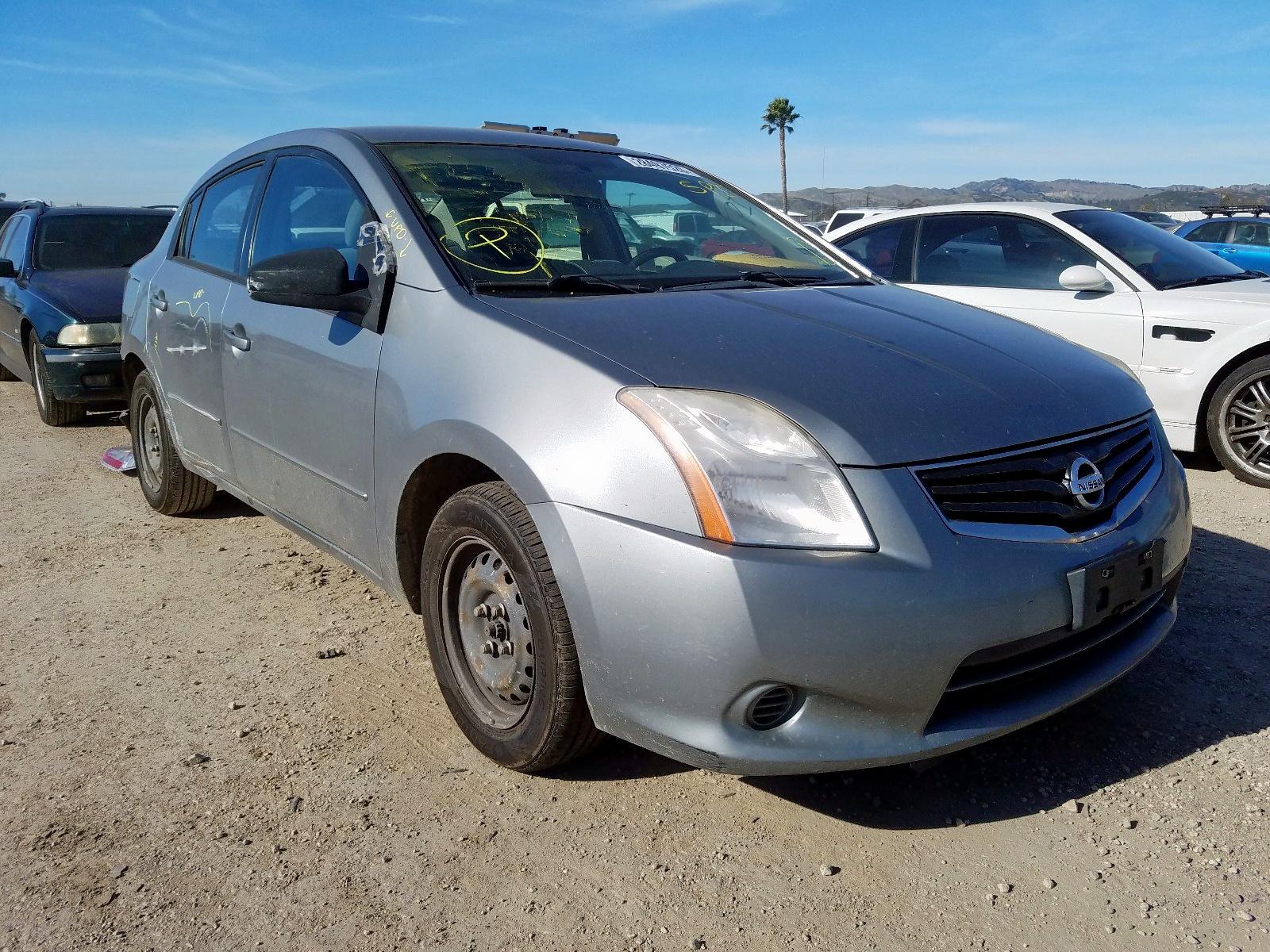 3N1AB6AP5CL773893 - 2012 Nissan Sentra 2.0 2.0L Left View