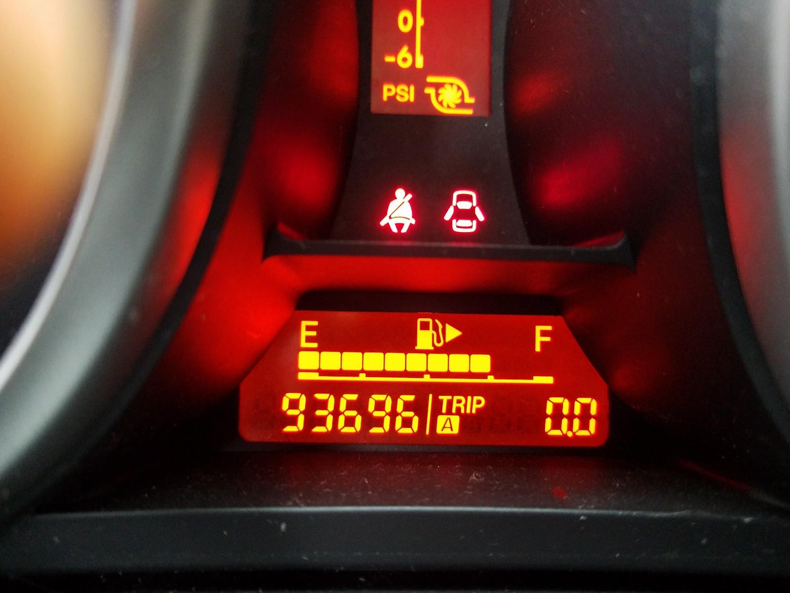 JM1BL1K37B1400261 - 2011 Mazda Speed 3 2.3L front view