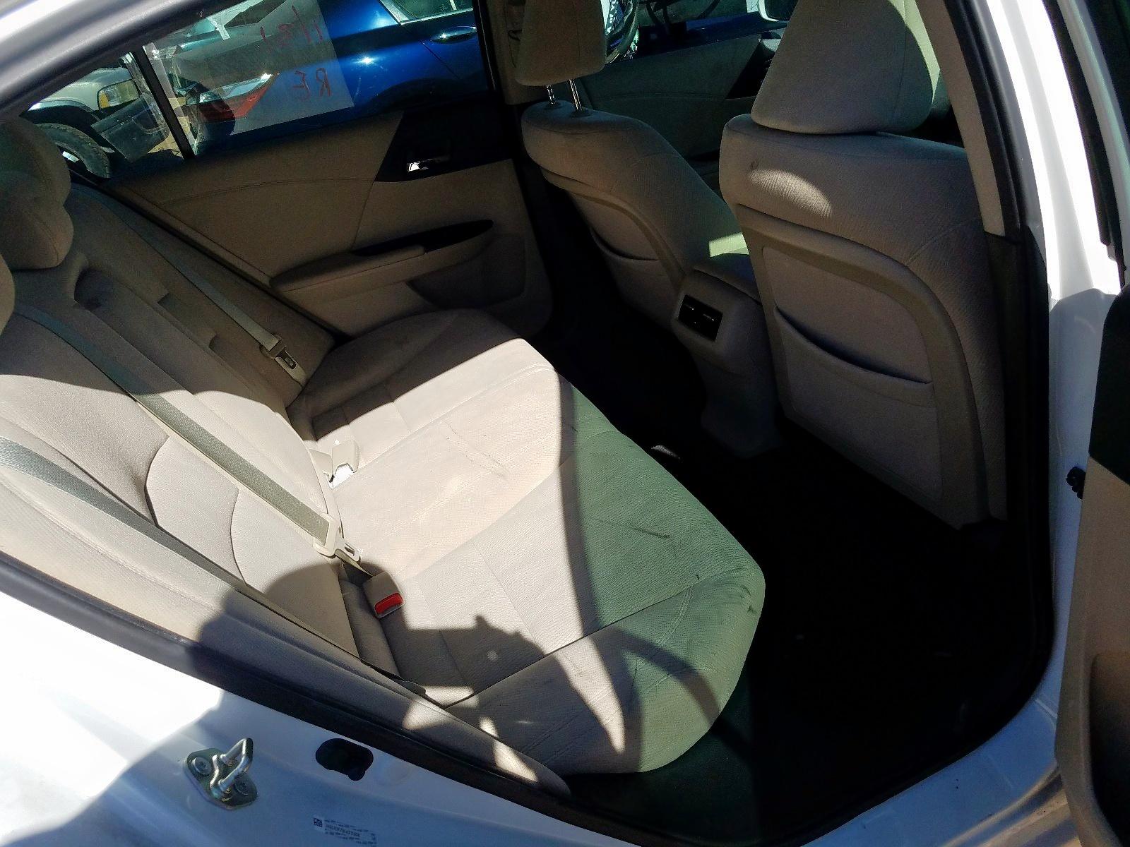 1HGCR2F75EA217906 - 2014 Honda Accord Ex 2.4L detail view