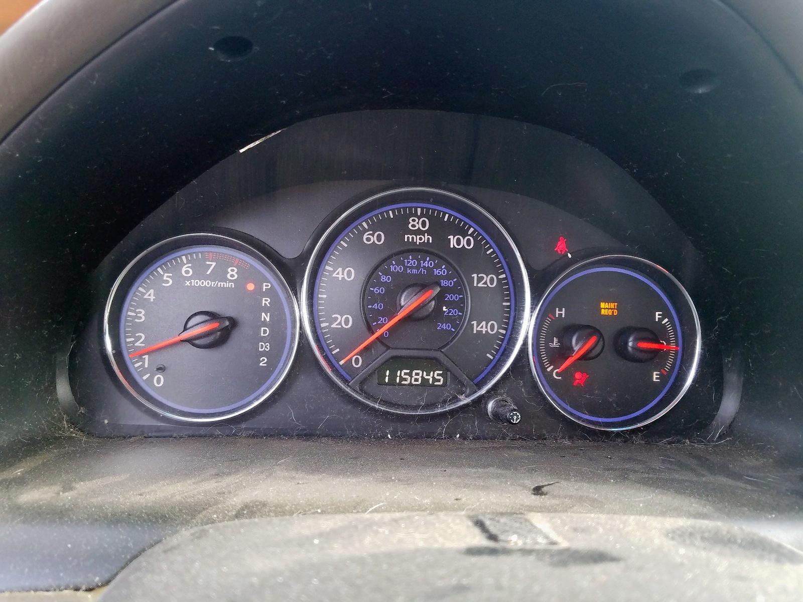 1HGES165X5L030512 - 2005 Honda Civic Lx 1.7L front view