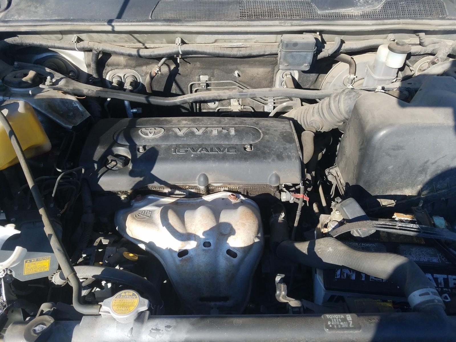 JTEGD21A060132850 - 2006 Toyota Highlander 2.4L inside view