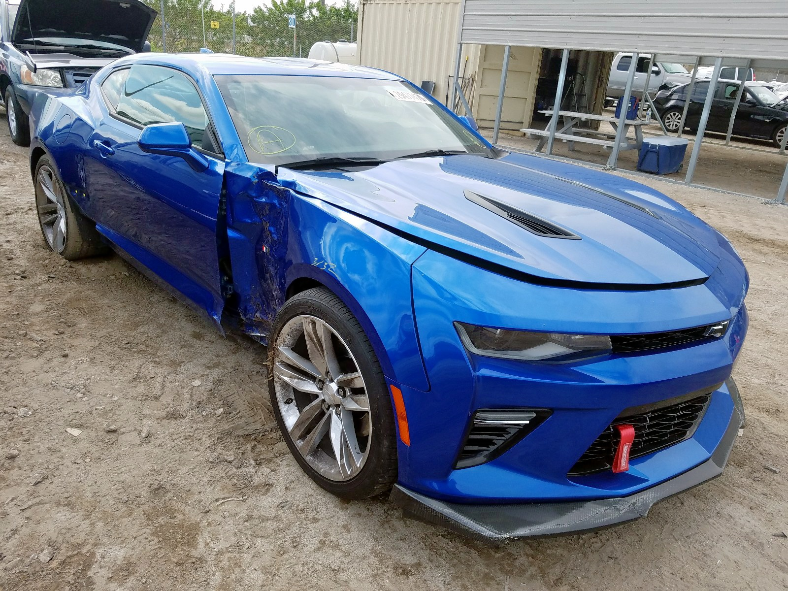 2018 Chevrolet Camaro Ss For At