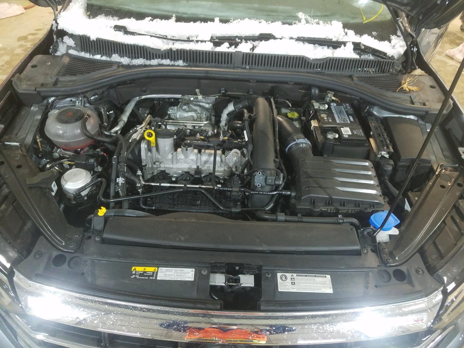 3VWC57BUXKM046505 - 2019 Volkswagen Jetta S 1.4L inside view