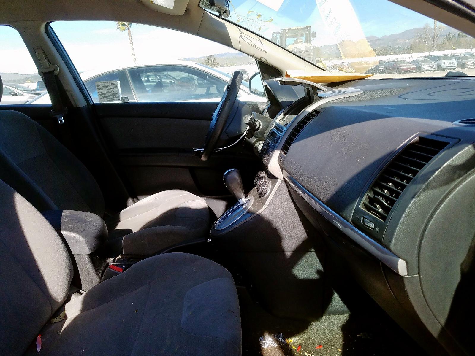 3N1AB6AP5CL773893 - 2012 Nissan Sentra 2.0 2.0L close up View