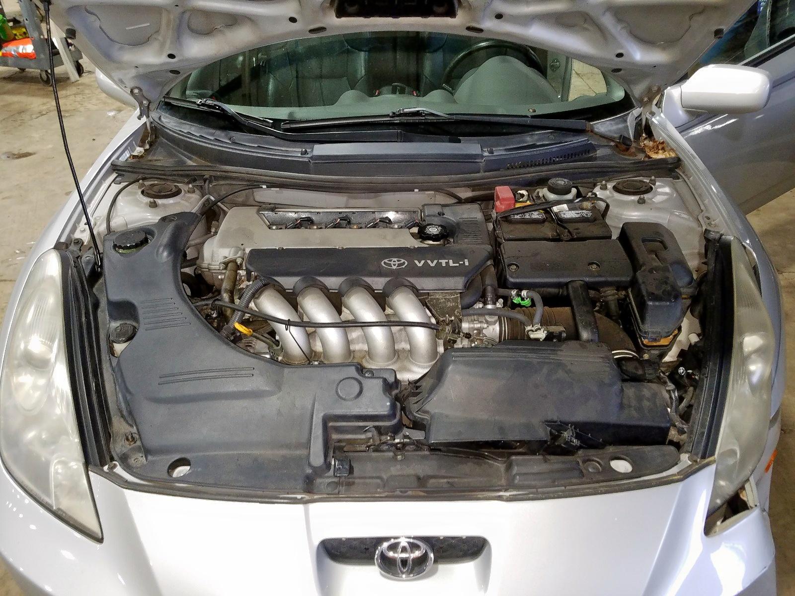 JTDDY38T020052533 - 2002 Toyota Celica Gt- 1.8L inside view