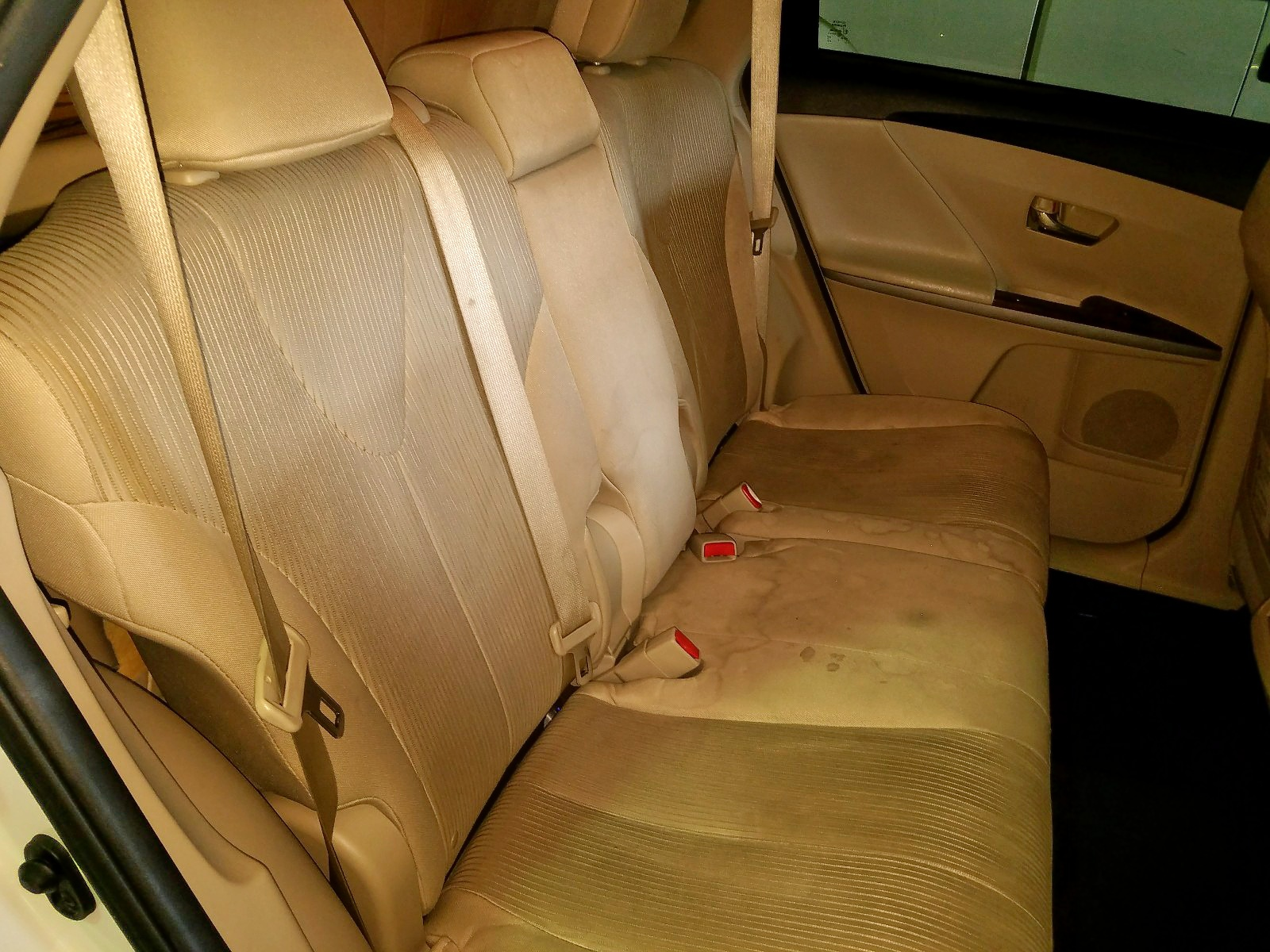 4T3ZA3BB1FU091644 - 2015 Toyota Venza Le 2.7L detail view