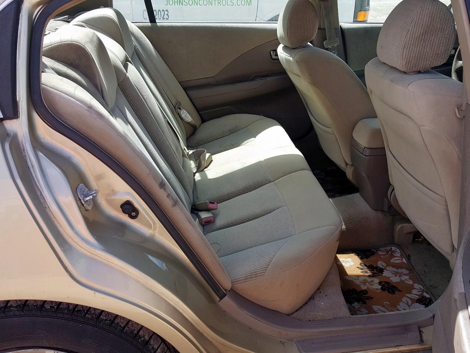 1N4AL11D14C170056 - 2004 Nissan Altima Bas 2.5L detail view