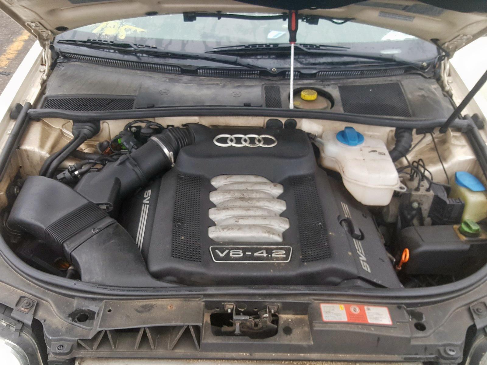 Kelebihan Kekurangan Audi A6 4.2 V8 Review