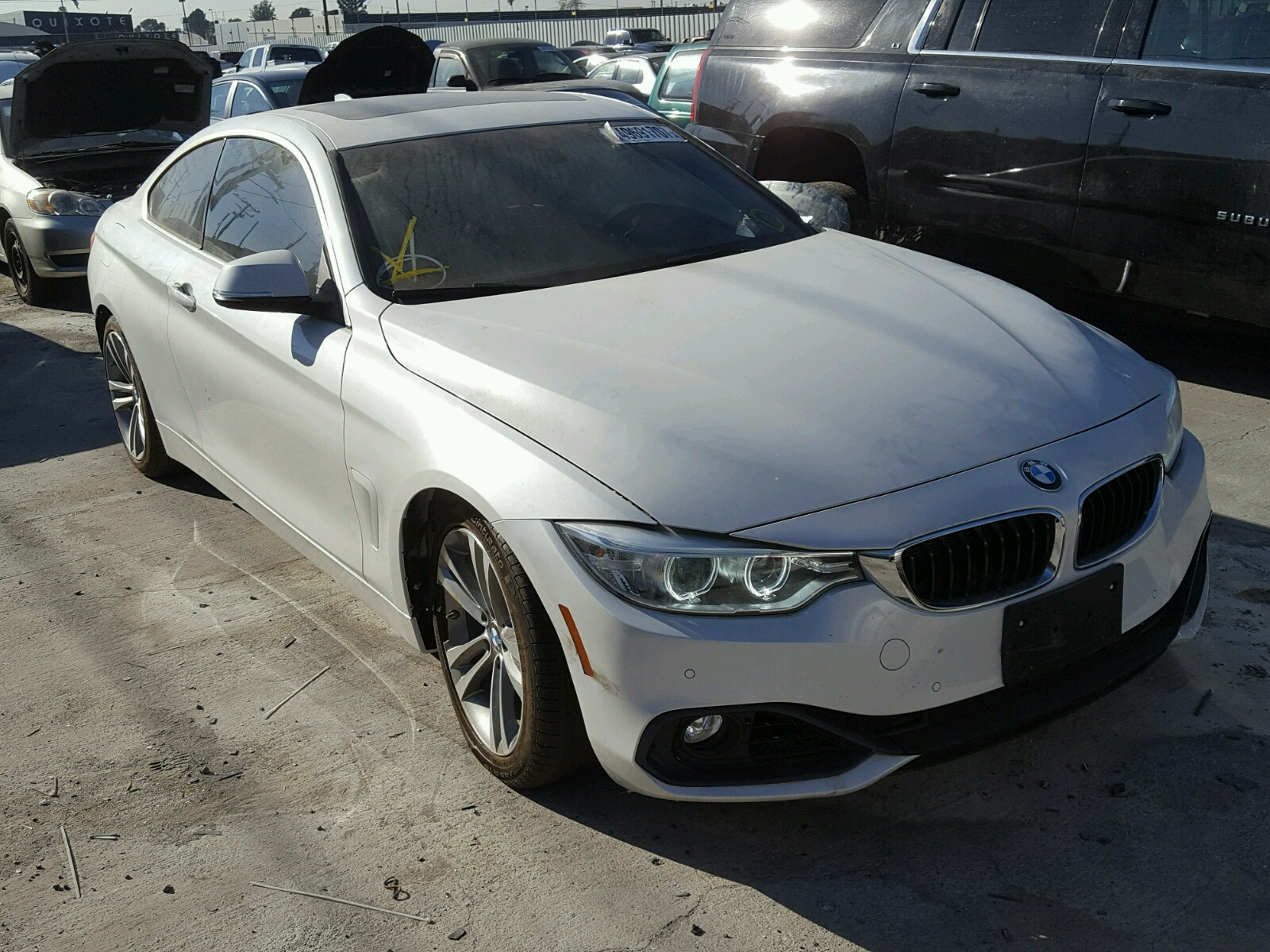 Auto Auction Ended On Vin Wba8b3g56gnt92296 2016 Bmw 340