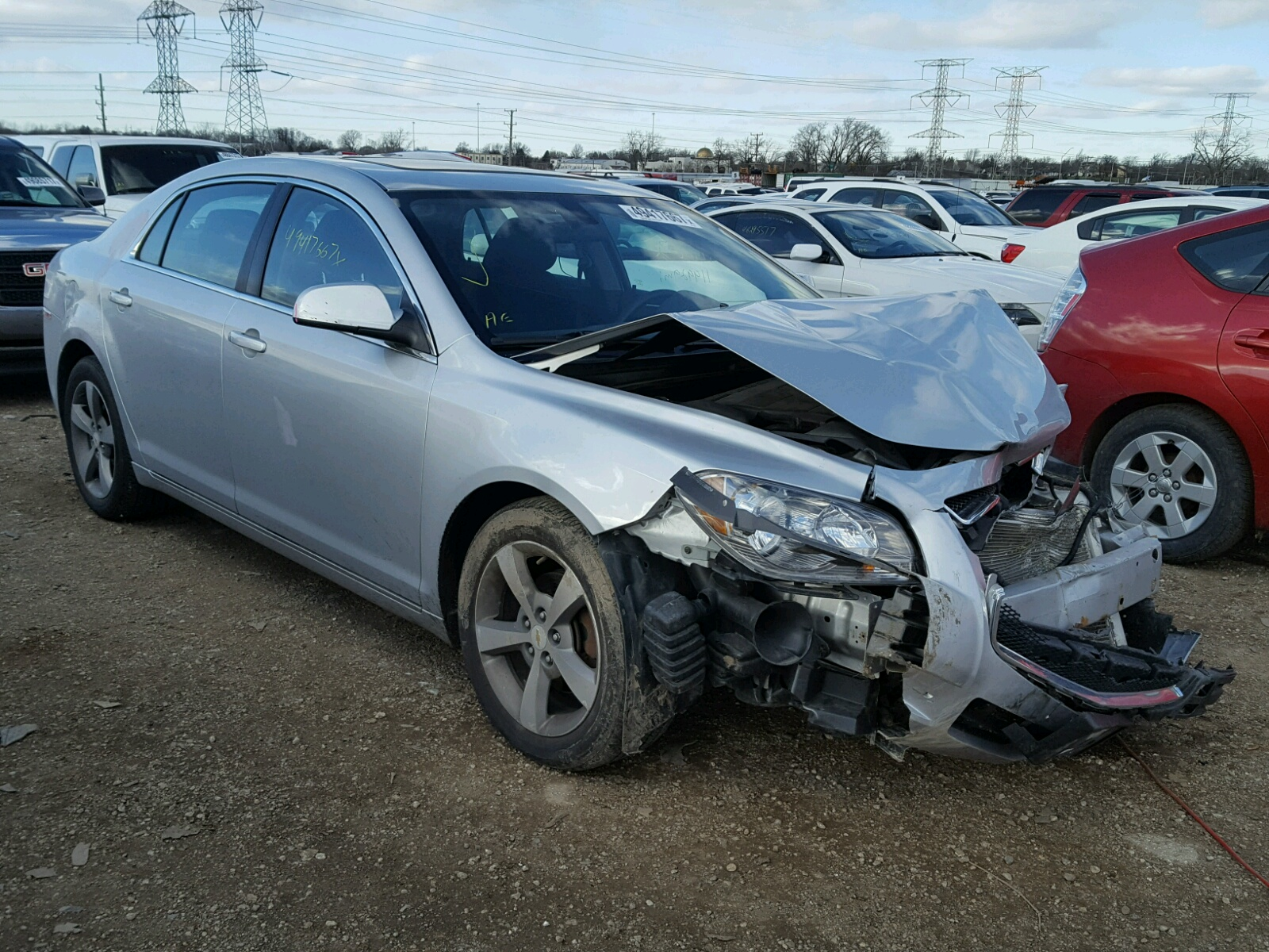 Auto auction ended on vin 1g1lw15m0ry156527 1994 chevrolet beretta 2011 chevrolet malibu 1lt 24l sciox Images