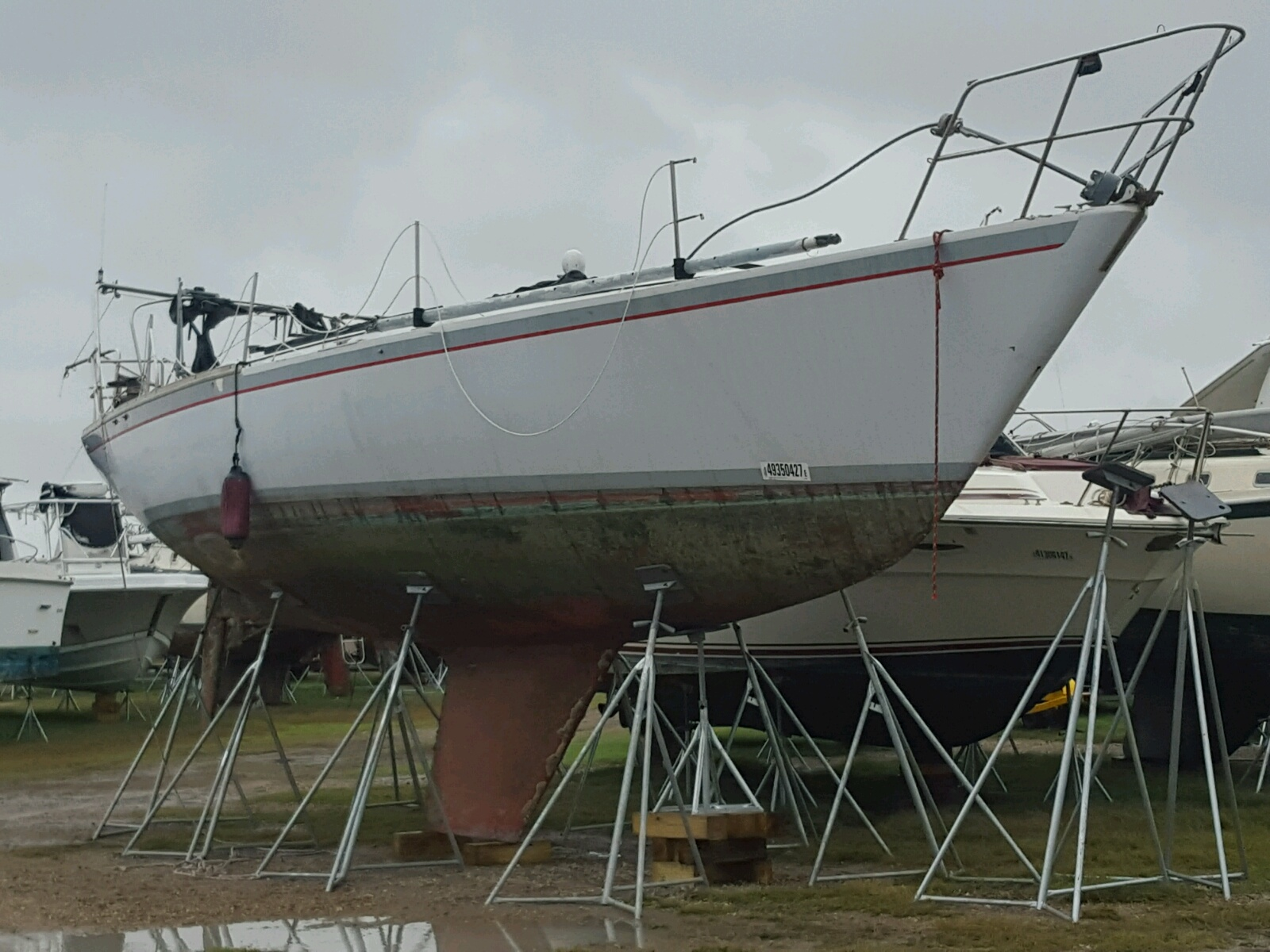 Salvage 1980 Other MARINE LOT for sale
