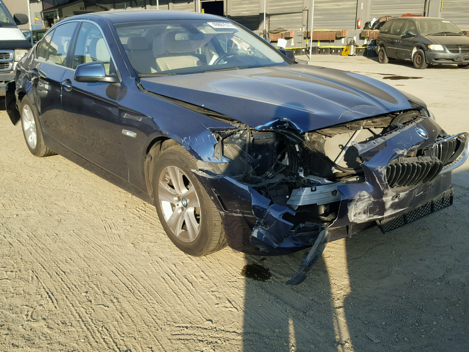 Auto Auction Ended on VIN: WBAFR7C58DC822272 2013 BMW 535 ...