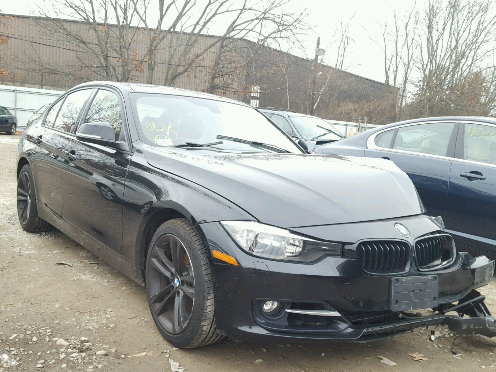 Auto Auction Ended On Vin Wba3b9g51enr79371 2014 Bmw 335xi In Mi Detroit
