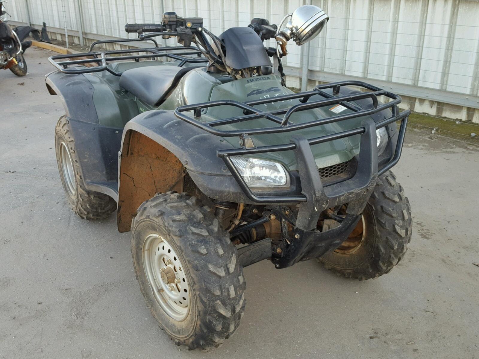2006 HONDA TRX400 FA 1