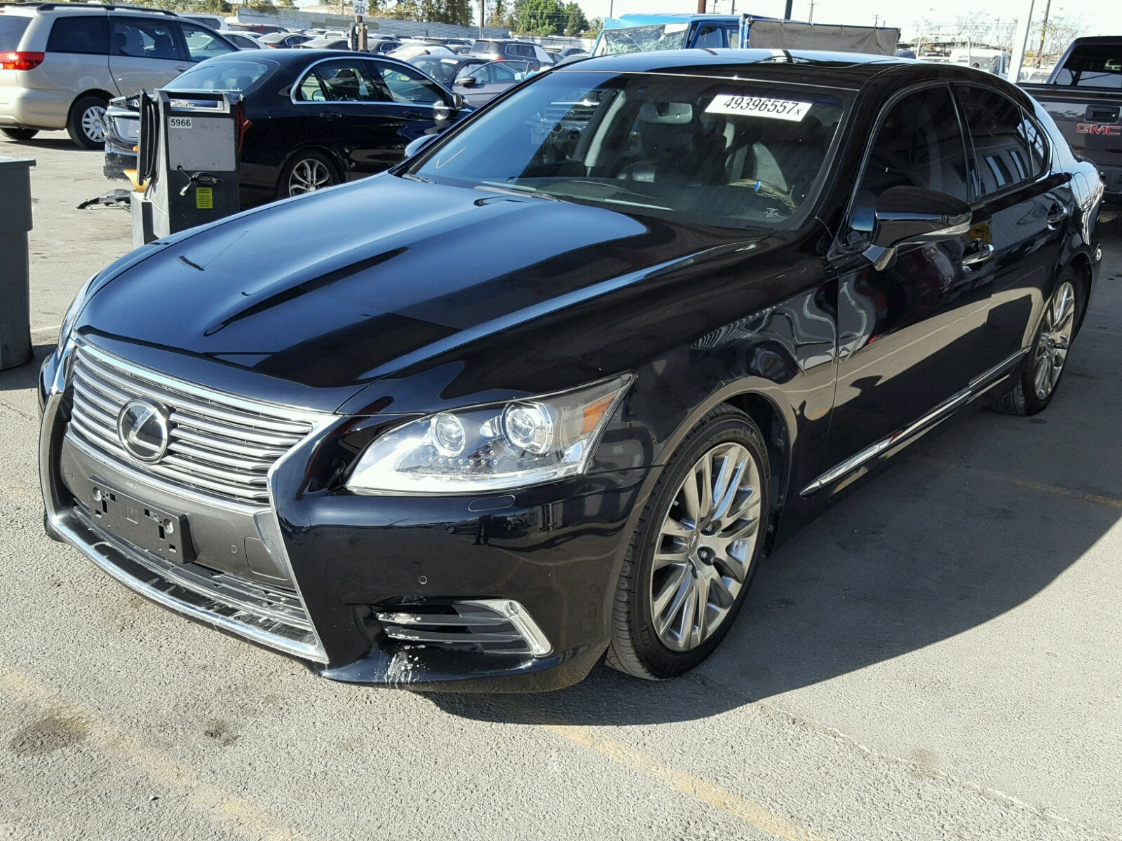 Cars For Sale Los Angeles Ca >> 2014 Lexus LS 460 for sale at Copart Los Angeles, CA Lot# 49396557