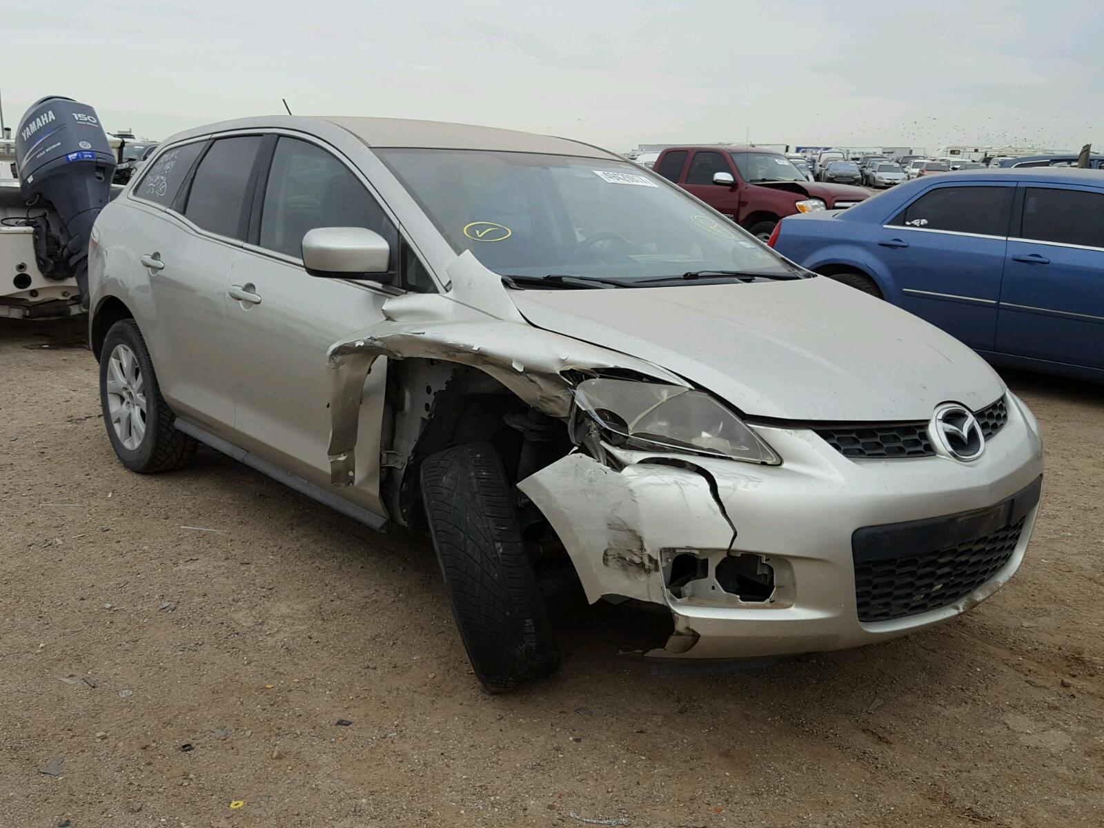 Auto Auction Ended On Vin Jm3ke4dyxg0708484 2016 Mazda Cx 5 In Co Denver