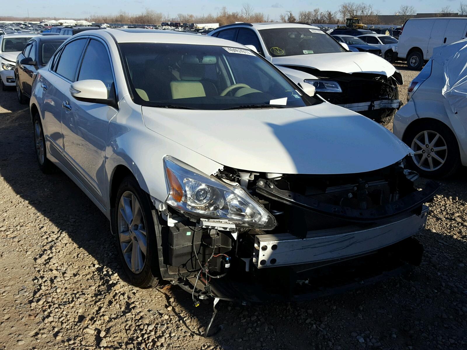 Salvage auto parts chicago il 13