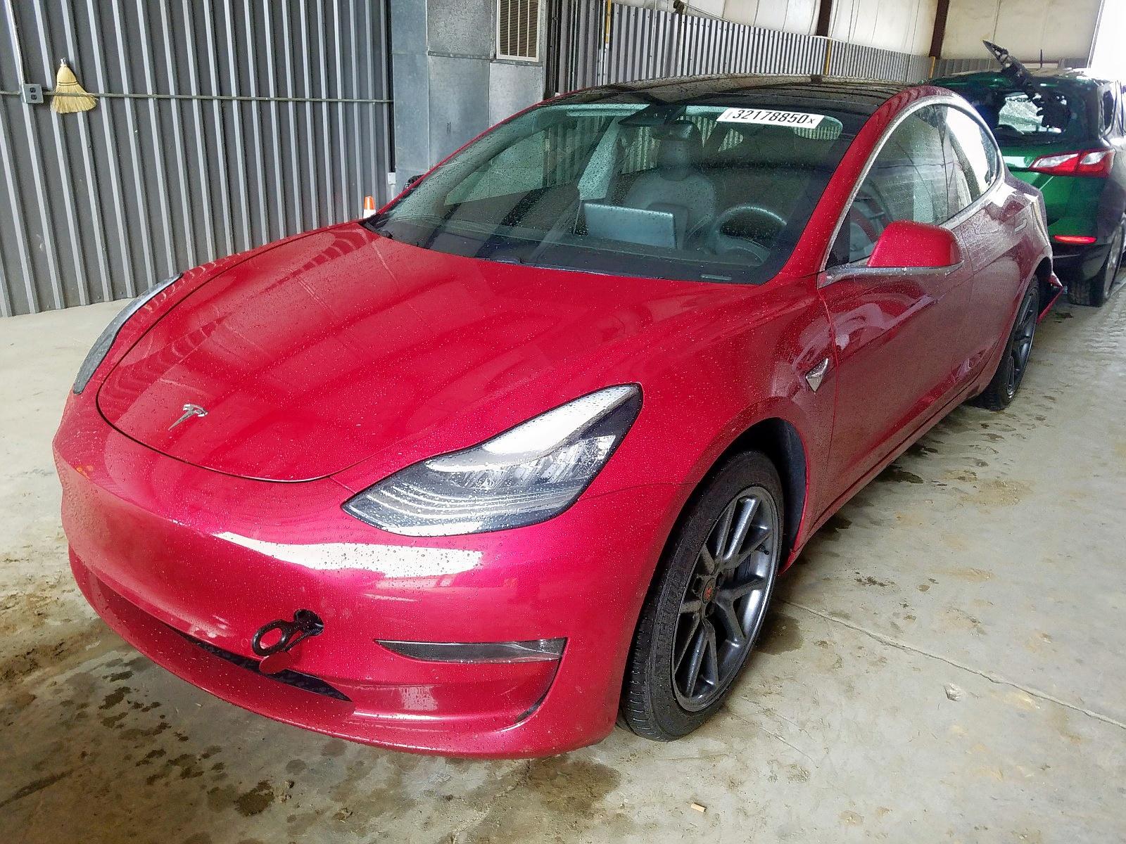 2019 Tesla Model 3 in NC - Concord (5YJ3E1EB7KF432863) for ...