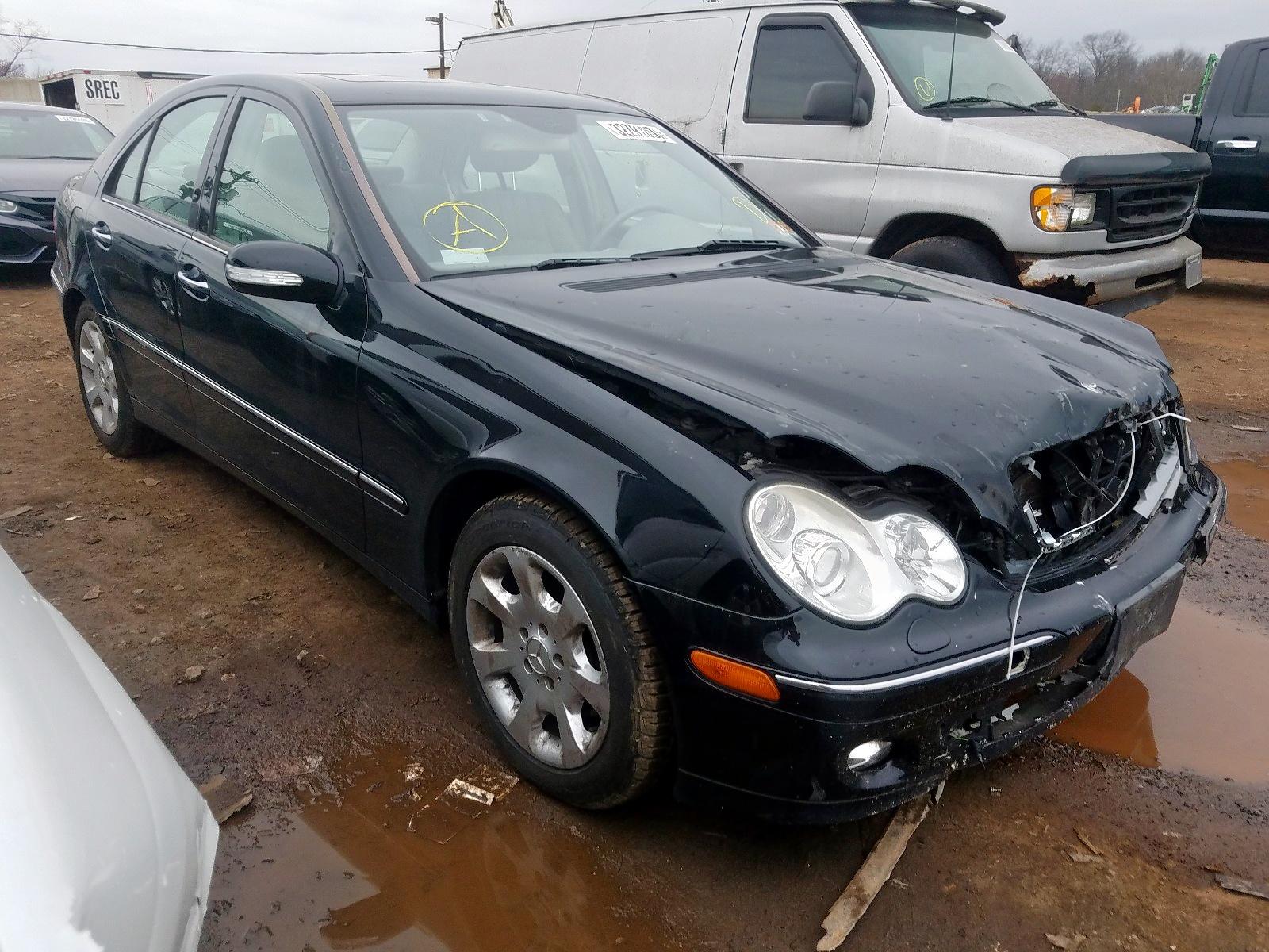 2006 Mercedes-Benz C 280 4matic