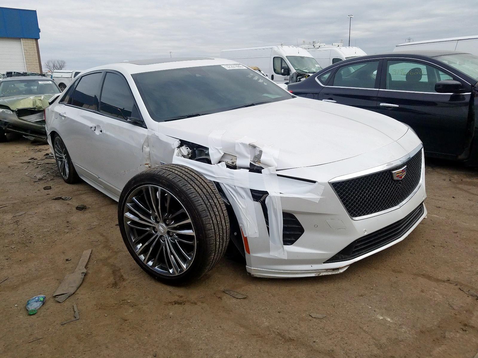 2019 Cadillac Ct6 Sport 3.0L 6 in MI - Detroit ...