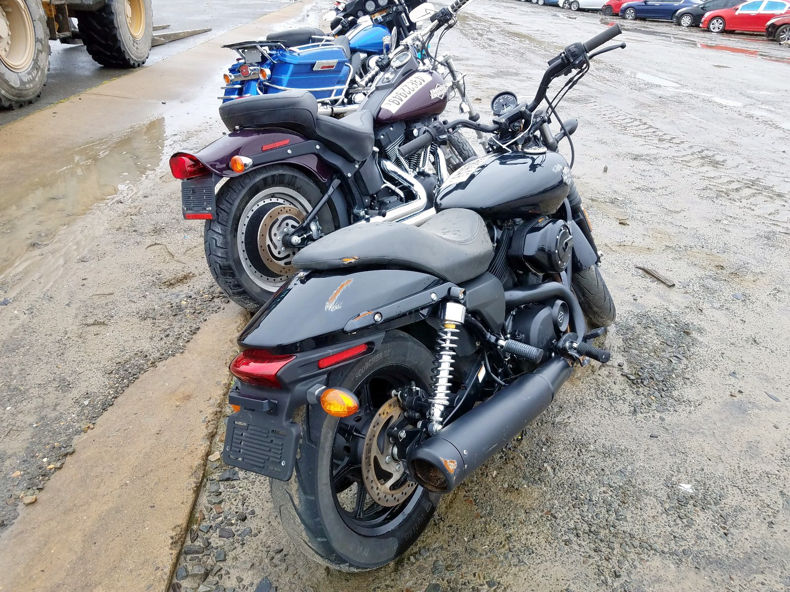 2015 Harley-Davidson XG500 for sale at Copart Conway, AR ...