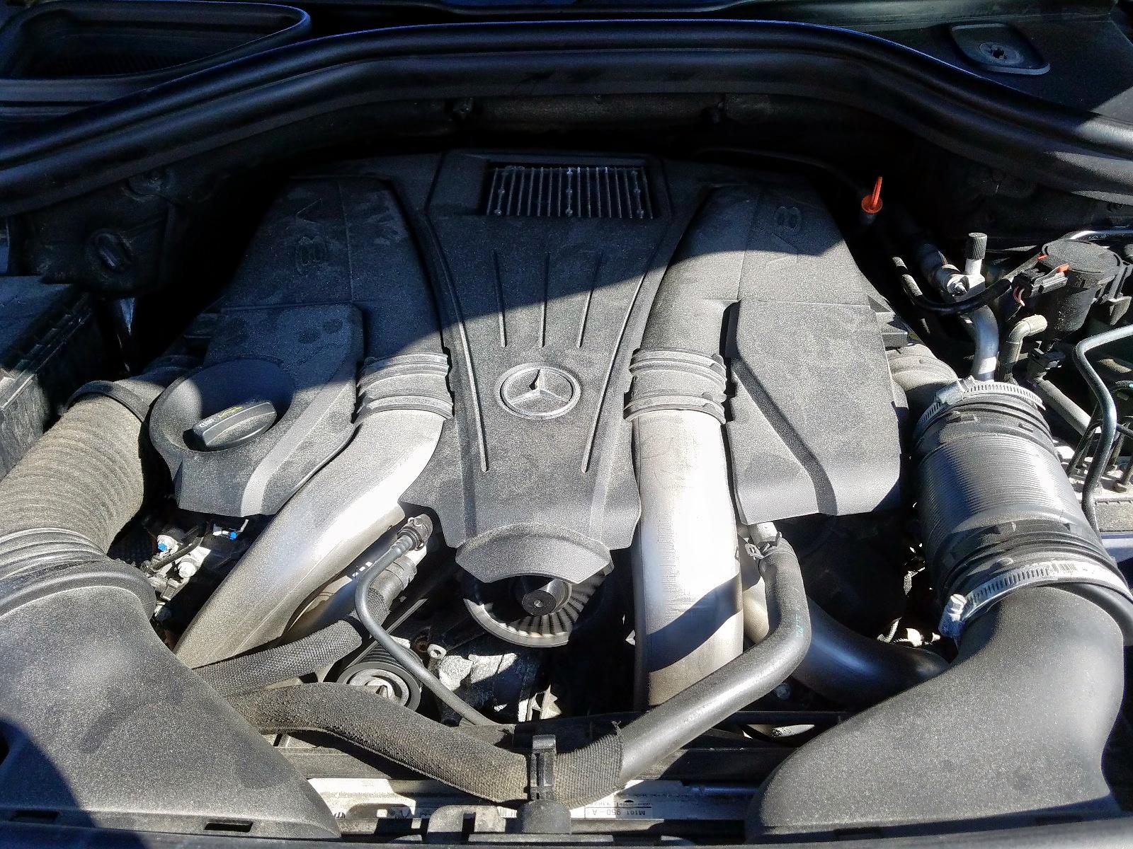 4JGDF7CE4DA186752 - 2013 Mercedes-Benz Gl 450 4Ma 4.6L inside view