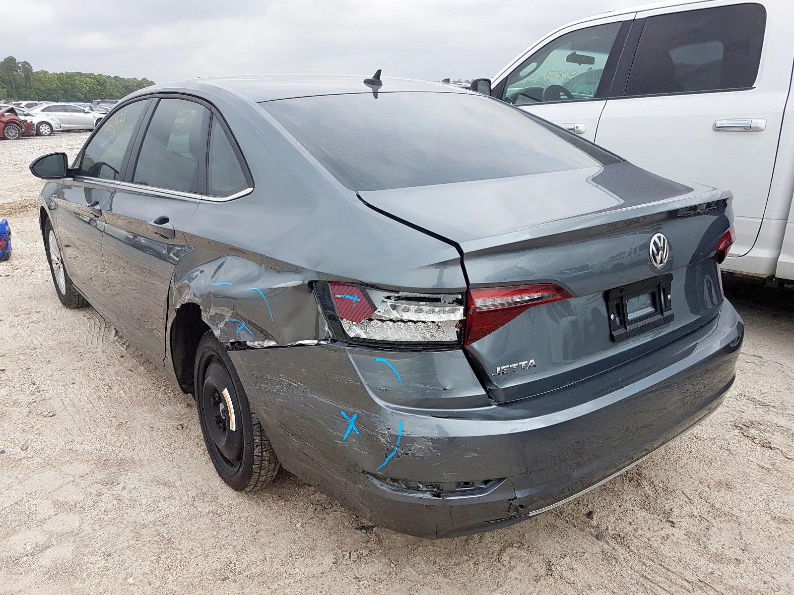 2019 Volkswagen Jetta S 1.4L 4 In TX