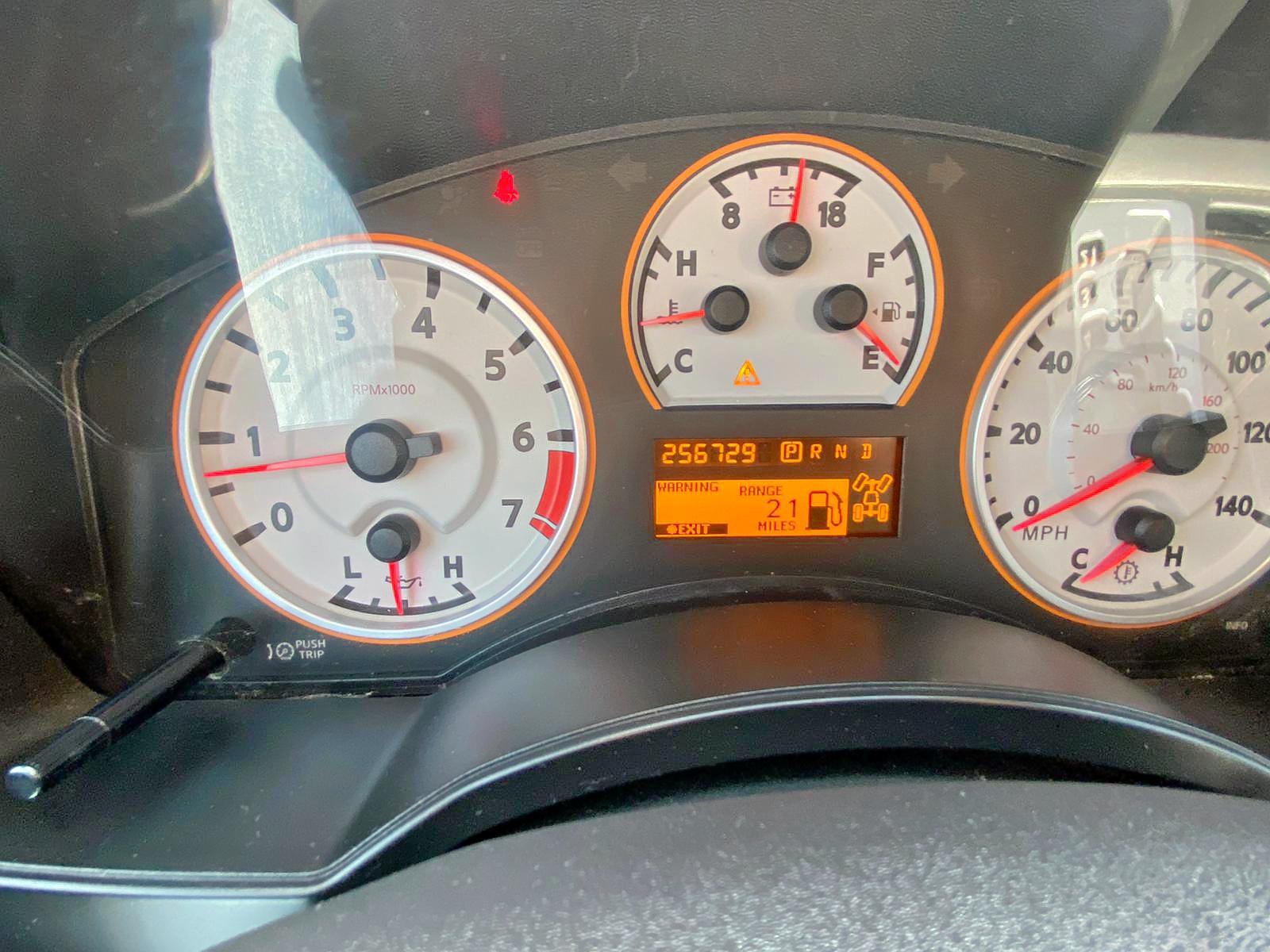 1N6AA0EJ9CN311613 - 2012 Nissan Titan S 5.6L front view