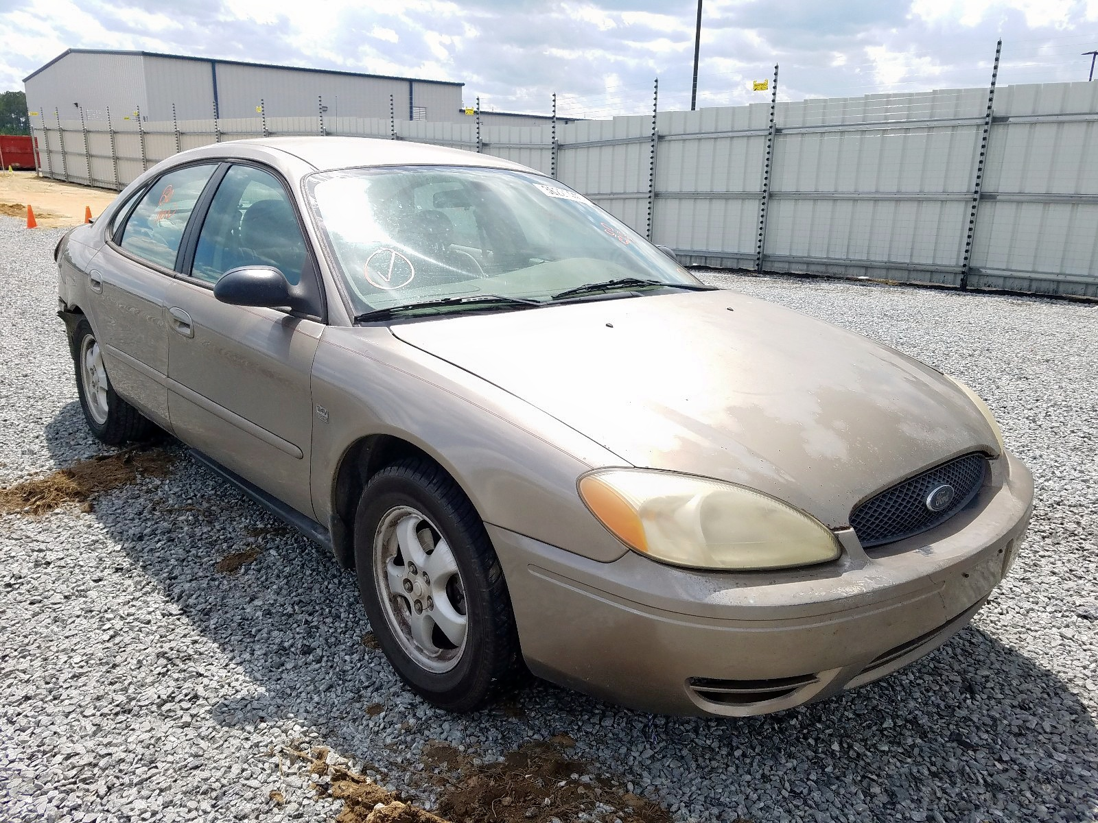2004 ford taurus ses for sale at copart lumberton nc lot 36221440 salvagereseller com salvagereseller com