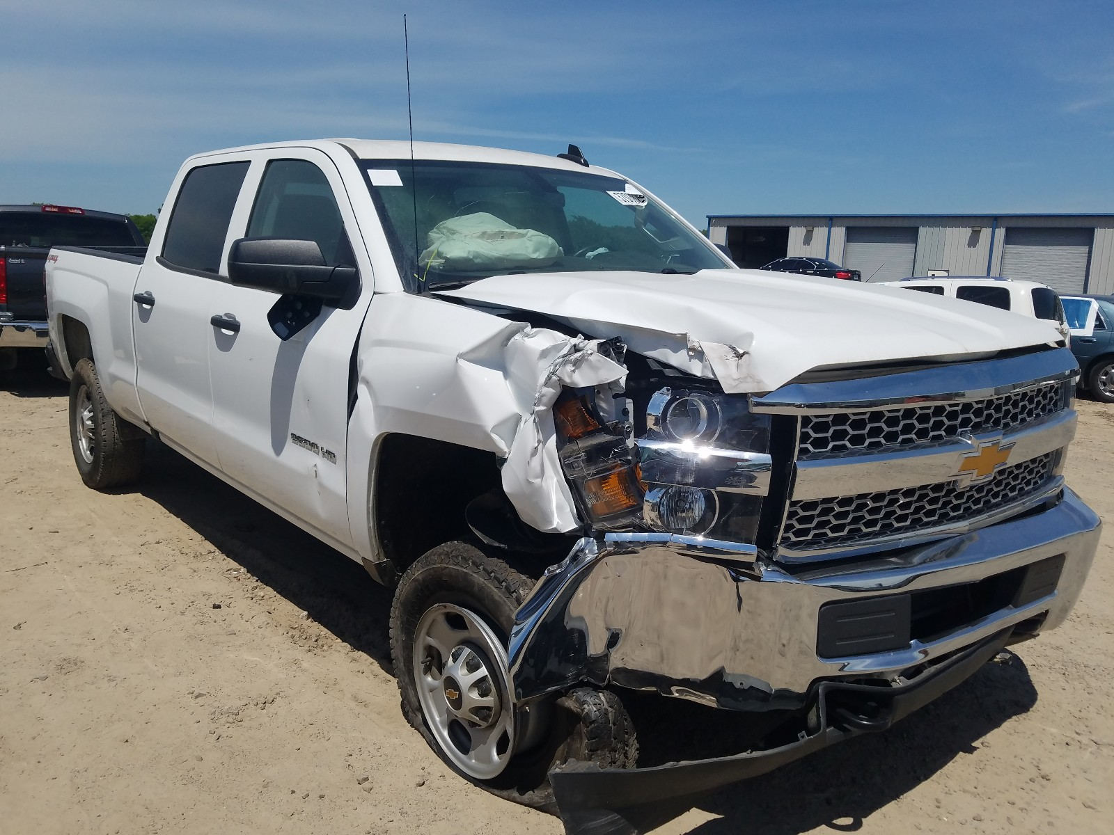 2019 Chevrolet Silverado For Sale At Copart Conway Ar Lot 37030 Salvagereseller Com