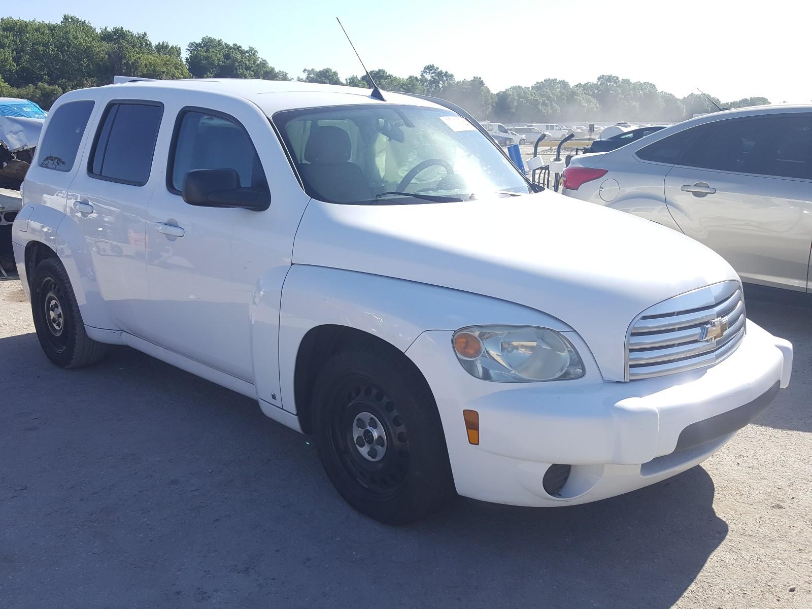 2010 Chevrolet Hhr Ls For Sale At Copart Riverview Fl Lot