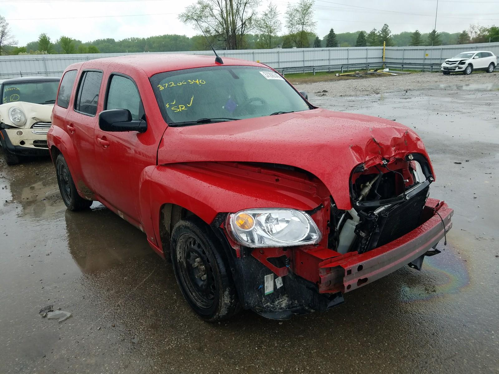 2010 Chevrolet Hhr Ls For Sale At Copart Des Moines Ia Lot