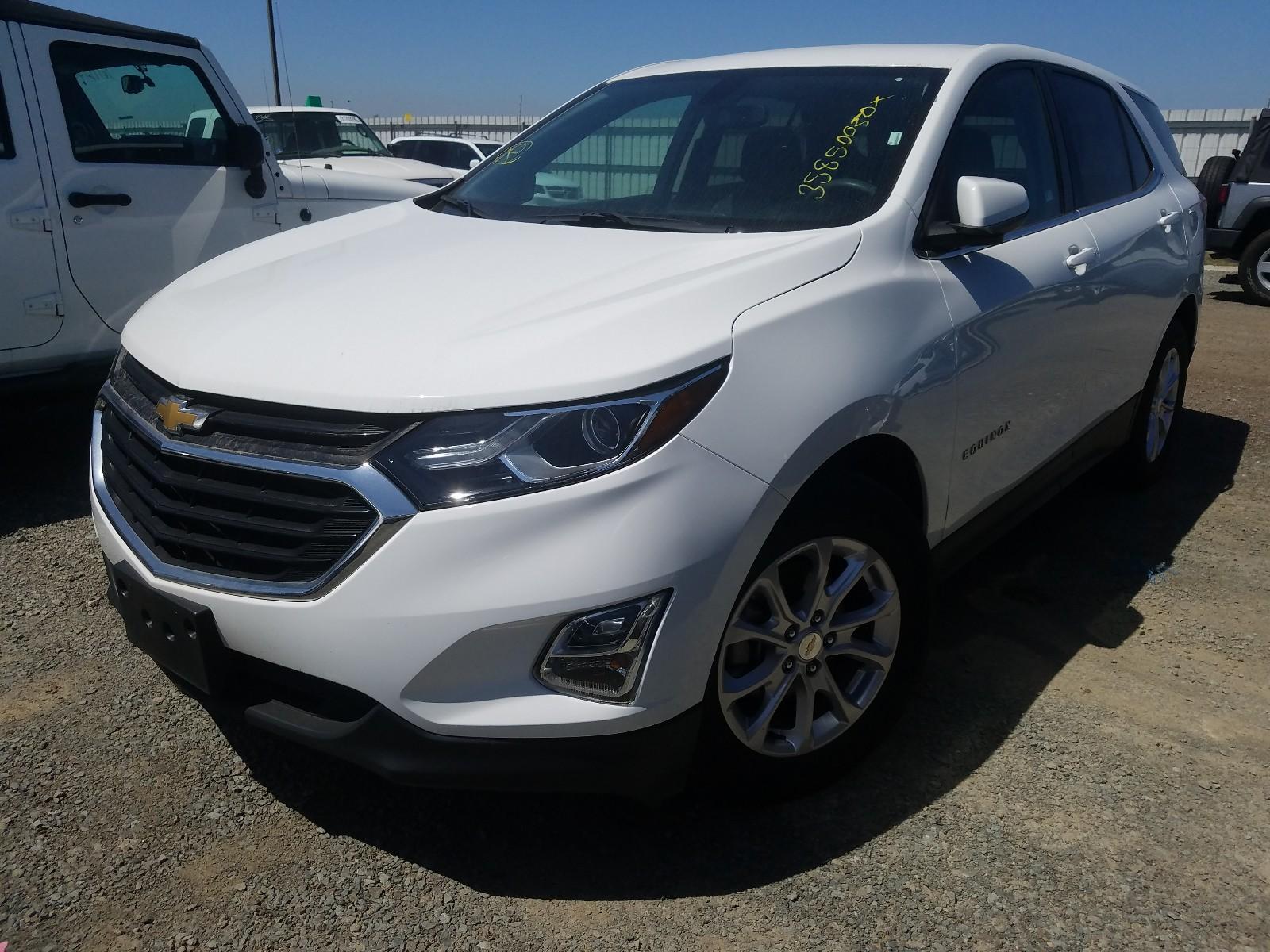 2019 Chevrolet Equinox Lt 1.5L 4 in CA - San Diego ...