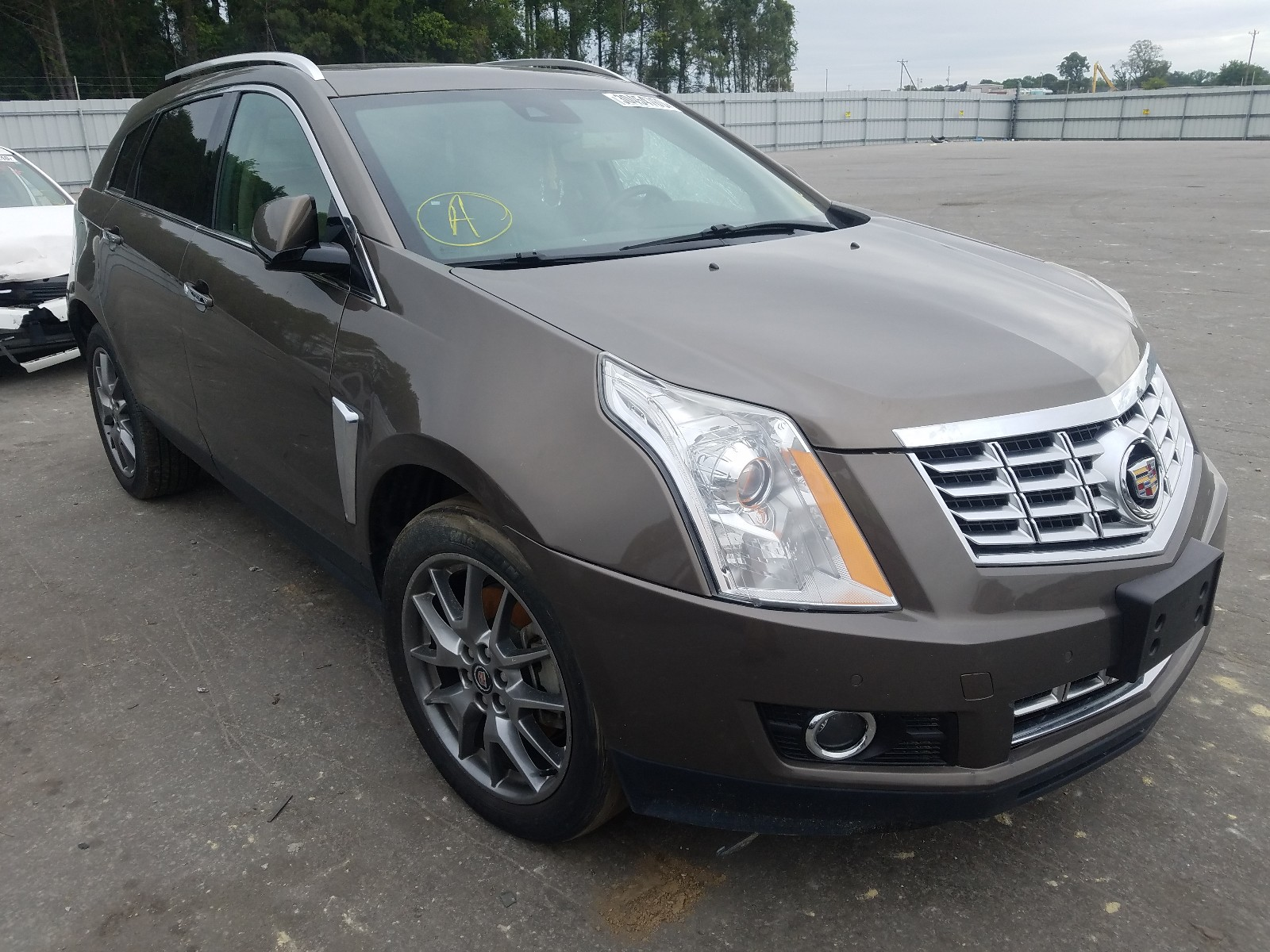 2016 Cadillac SRX Perfor