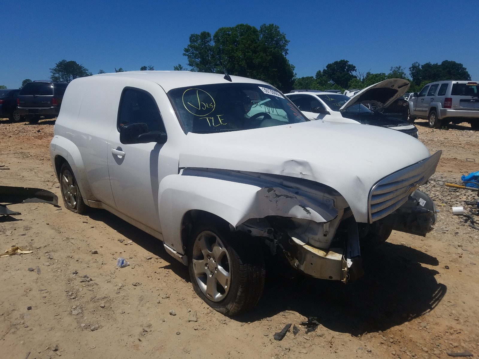 2008 Chevrolet Hhr Panel For Sale At Copart China Grove Nc Lot