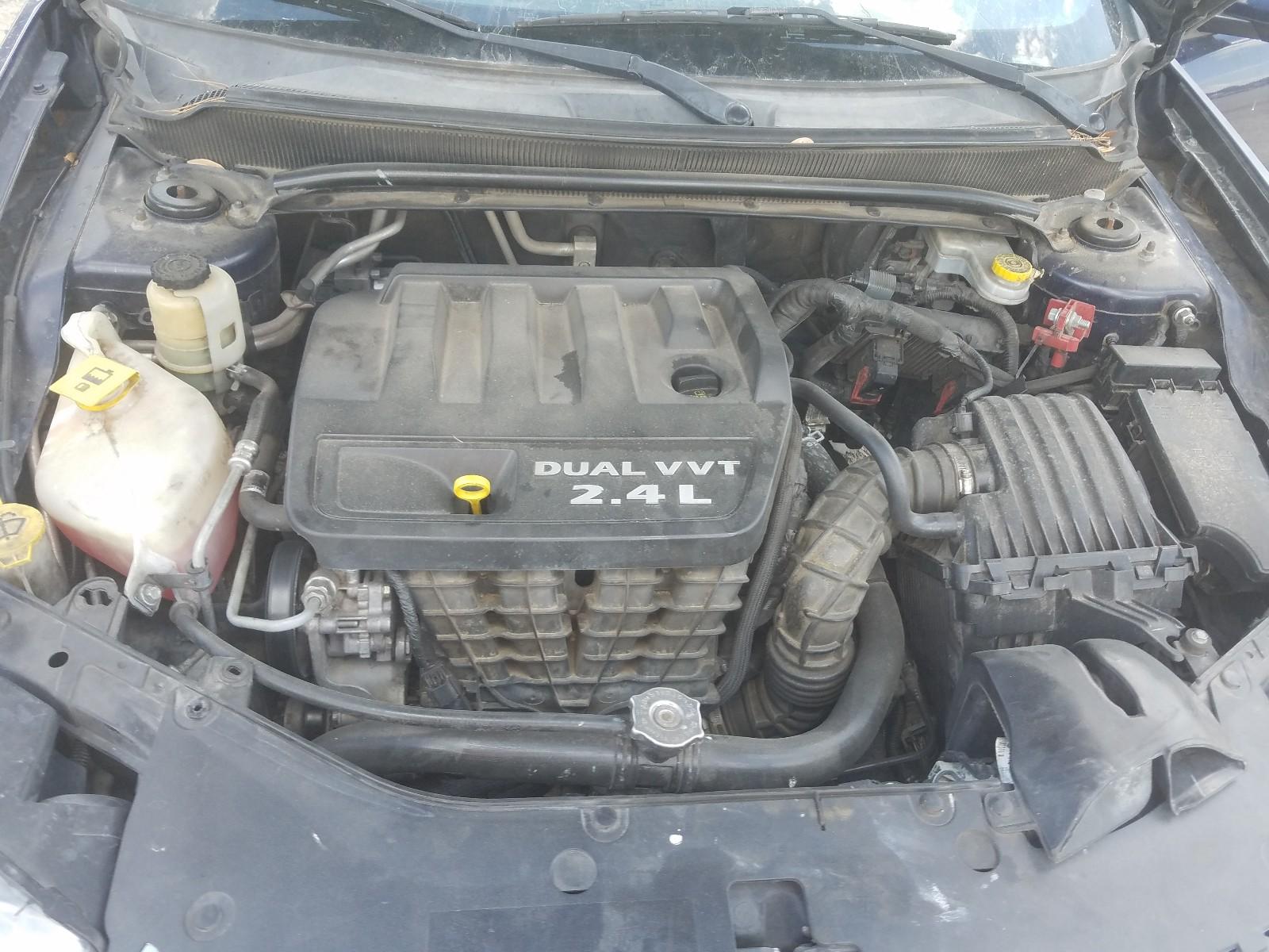 1C3CDZCB4DN693221 - 2013 Dodge Avenger Sx 2.4L inside view