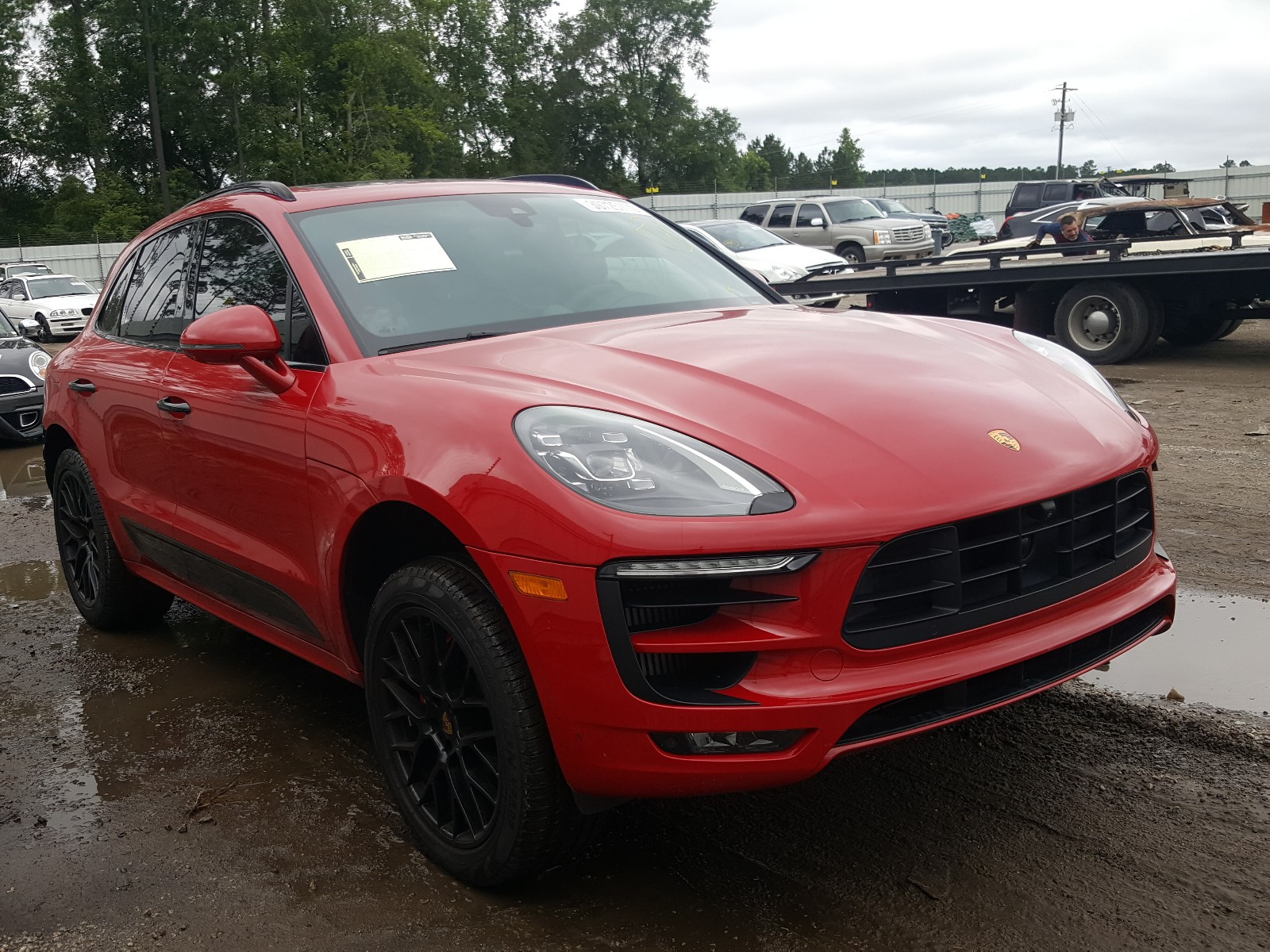 2018 Porsche Macan Gts 3 0l 6 In Sc North Charleston Wp1ag2a59jlb62407 For Sale Autobidmaster