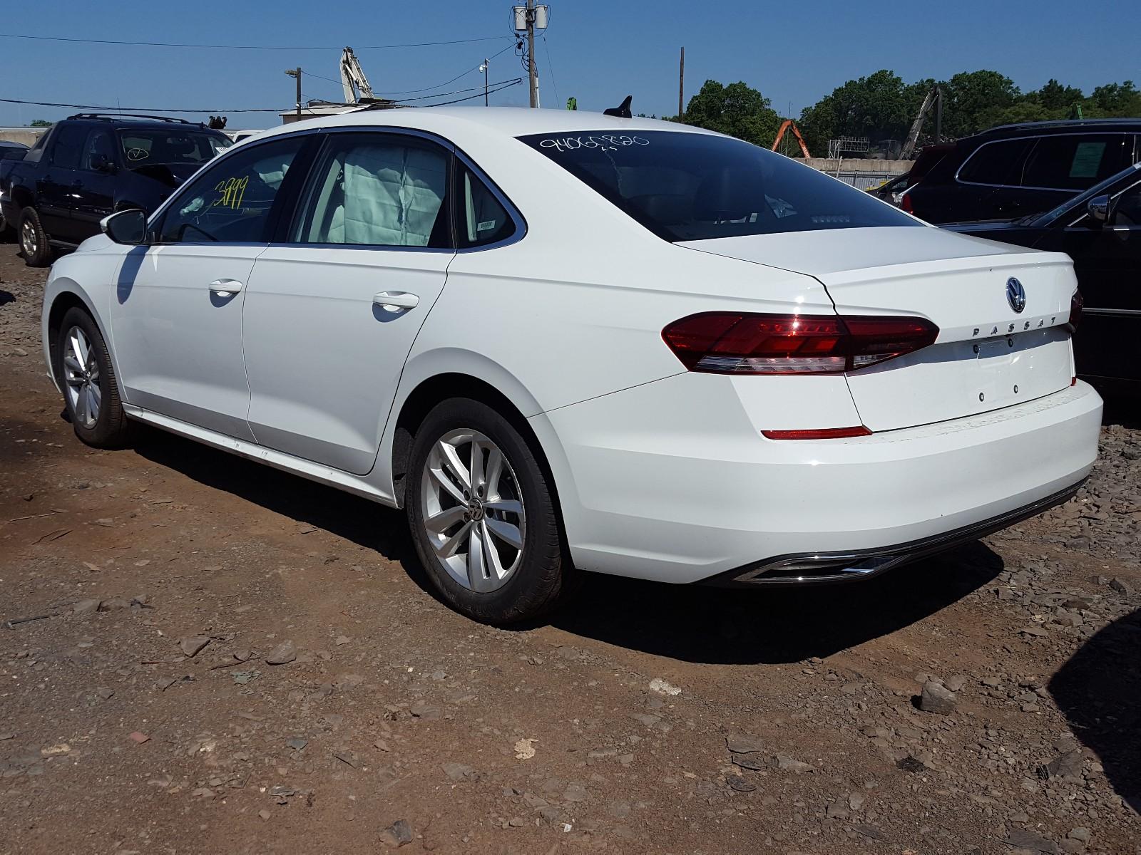 2020 Volkswagen Passat Se