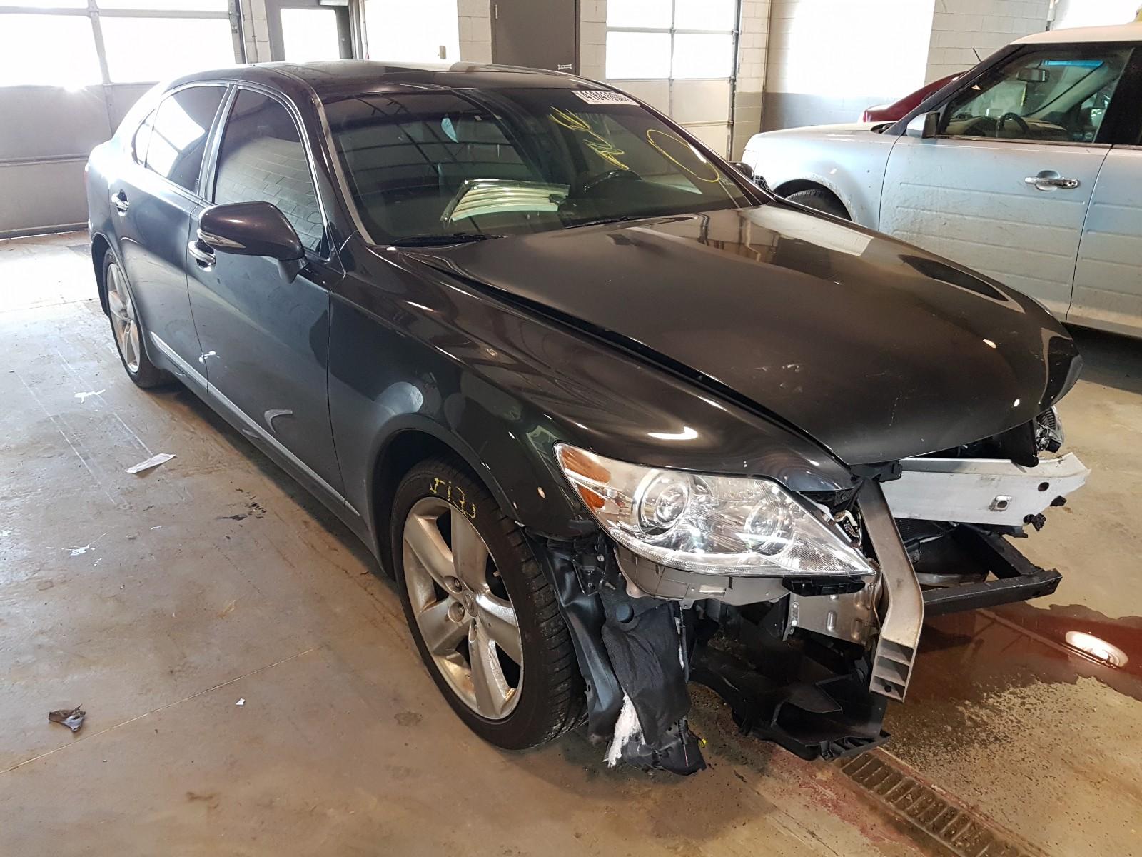 2011 Lexus LS 460L