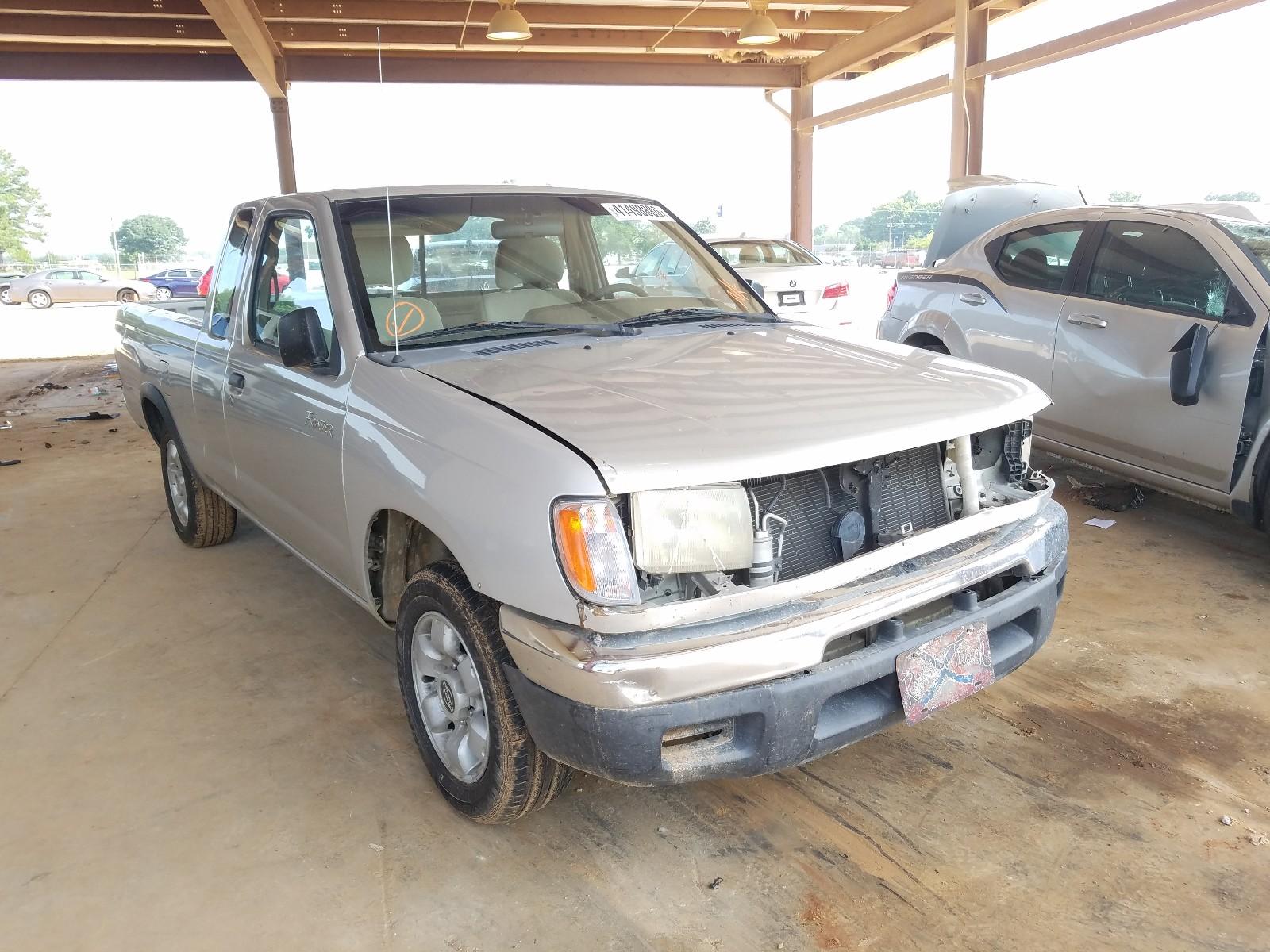 1998 Nissan Frontier K