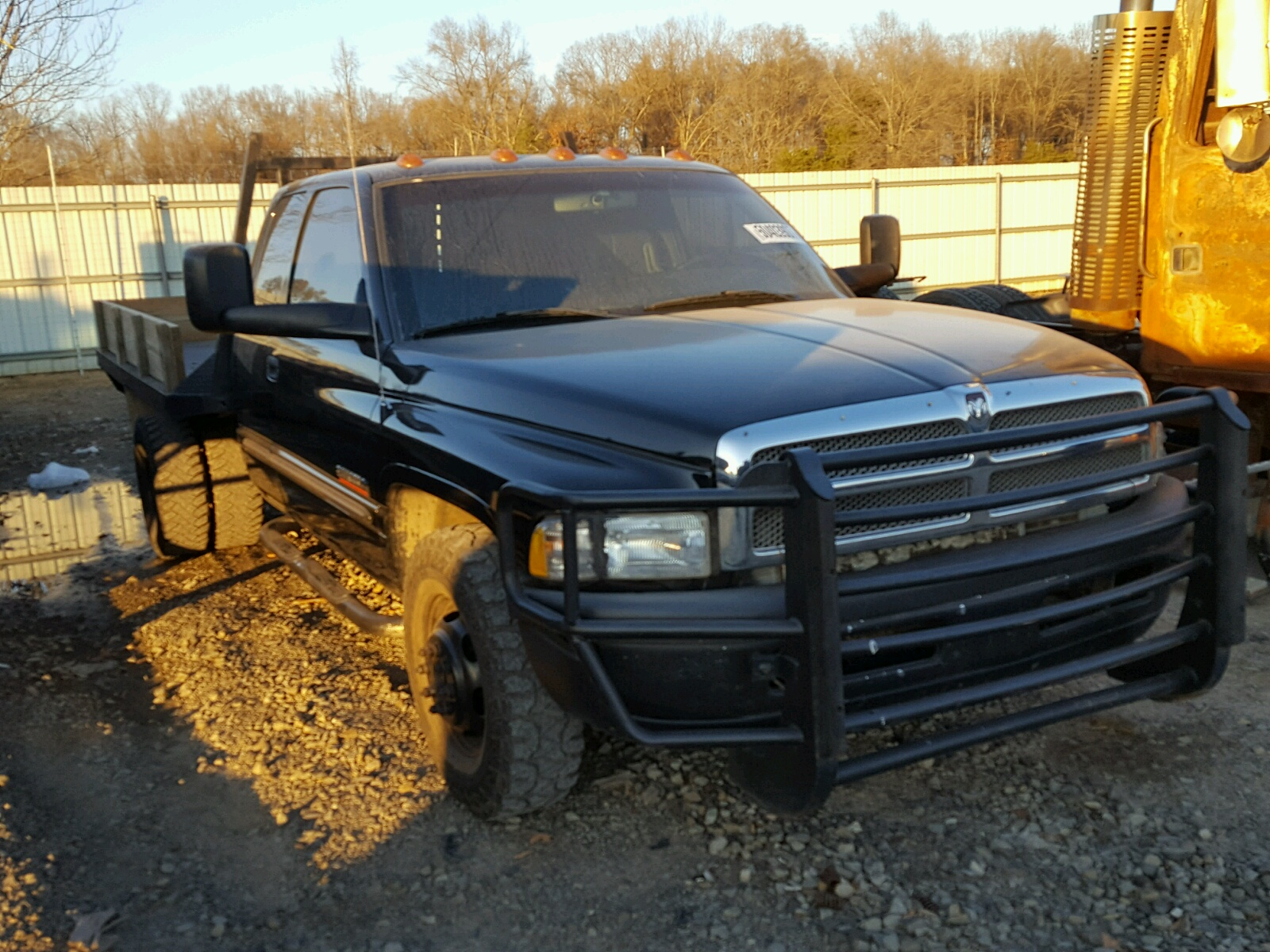 2002 dodge ram 3500 for sale at copart conway ar lot. Black Bedroom Furniture Sets. Home Design Ideas