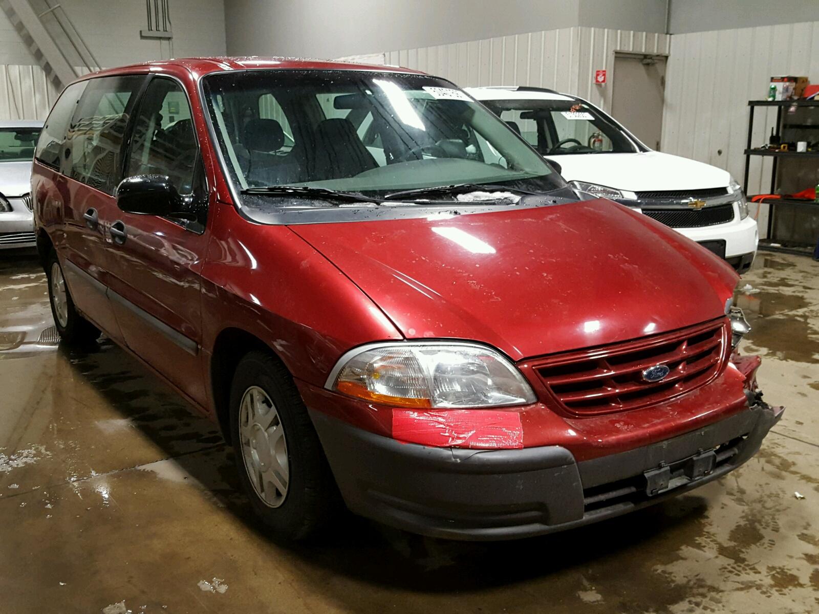 Auto Auction Ended On Vin Nm0ks9cn0bt050460 2011 Ford