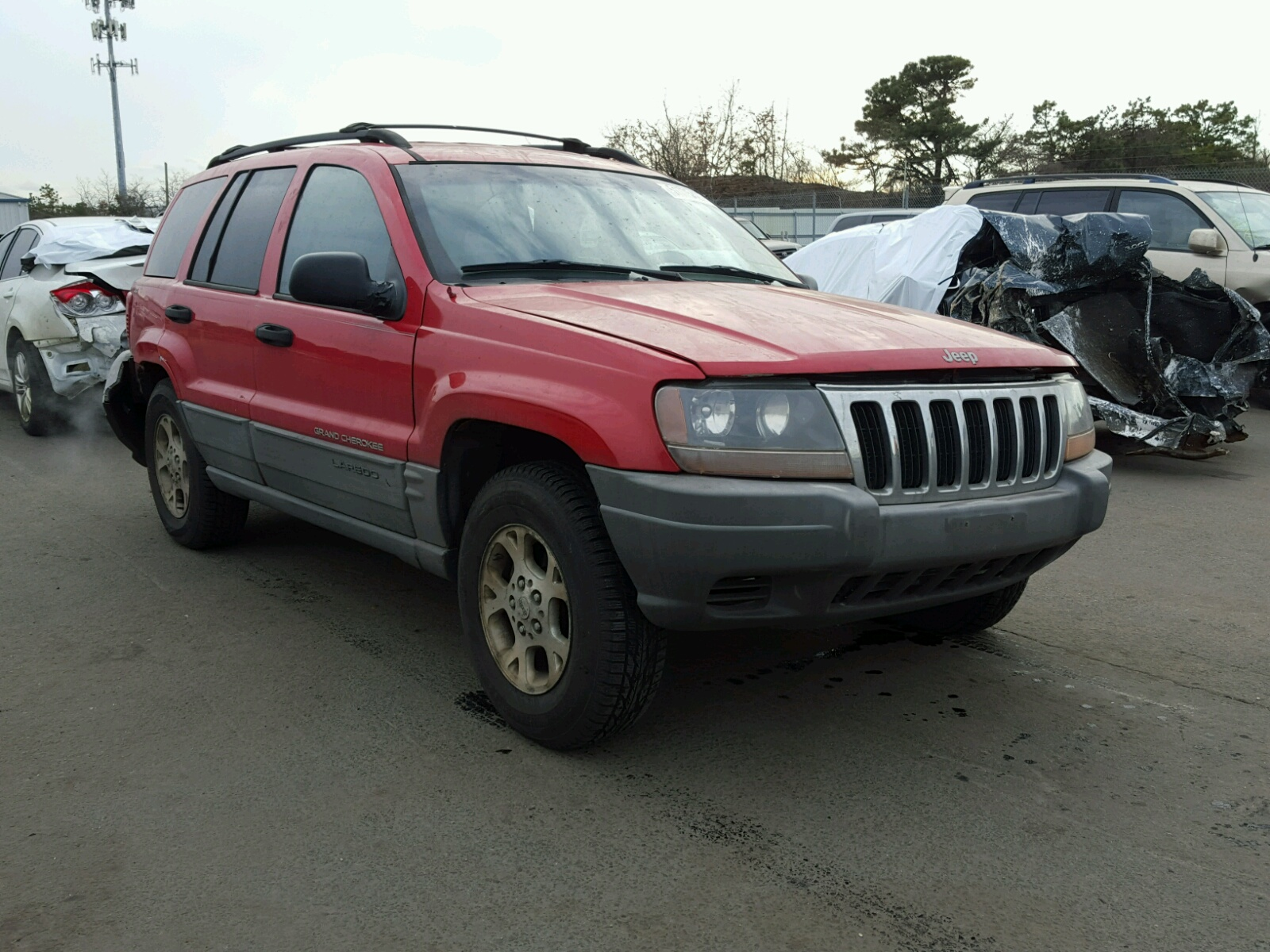 1999 Jeep Grand Cherokee For Sale At Copart Brookhaven Ny Lot 51775427